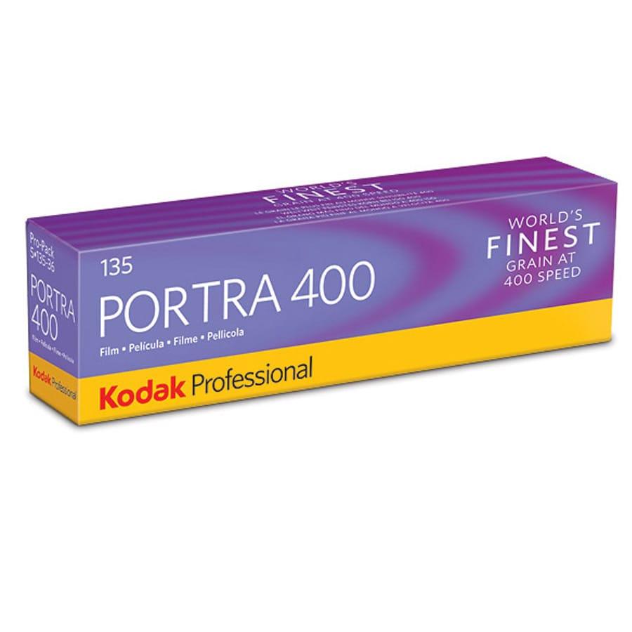 Kodak Portra 400 135/36 1st