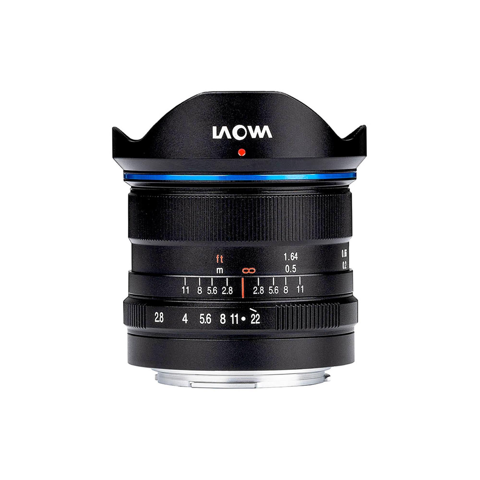 Laowa CF 9mm f/2.8 Zero-D EF-M
