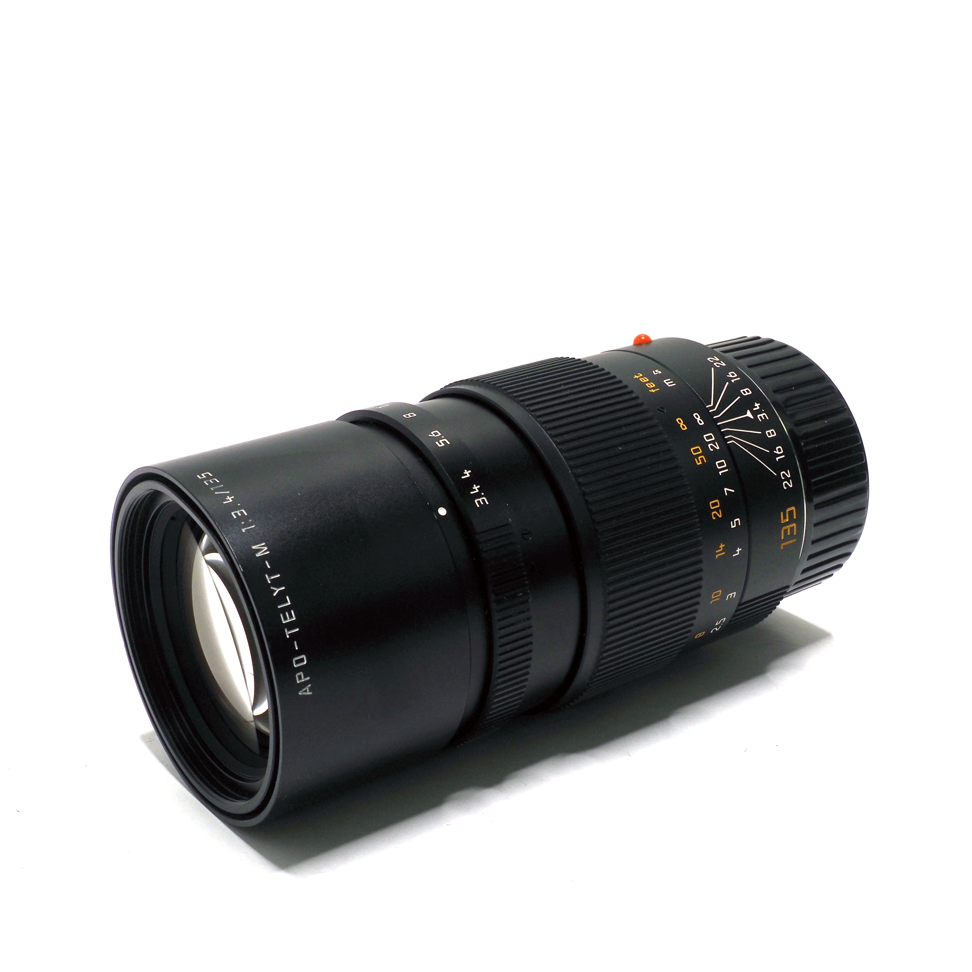 Leica LM 135mm f/3,4 - BEGAGNAT