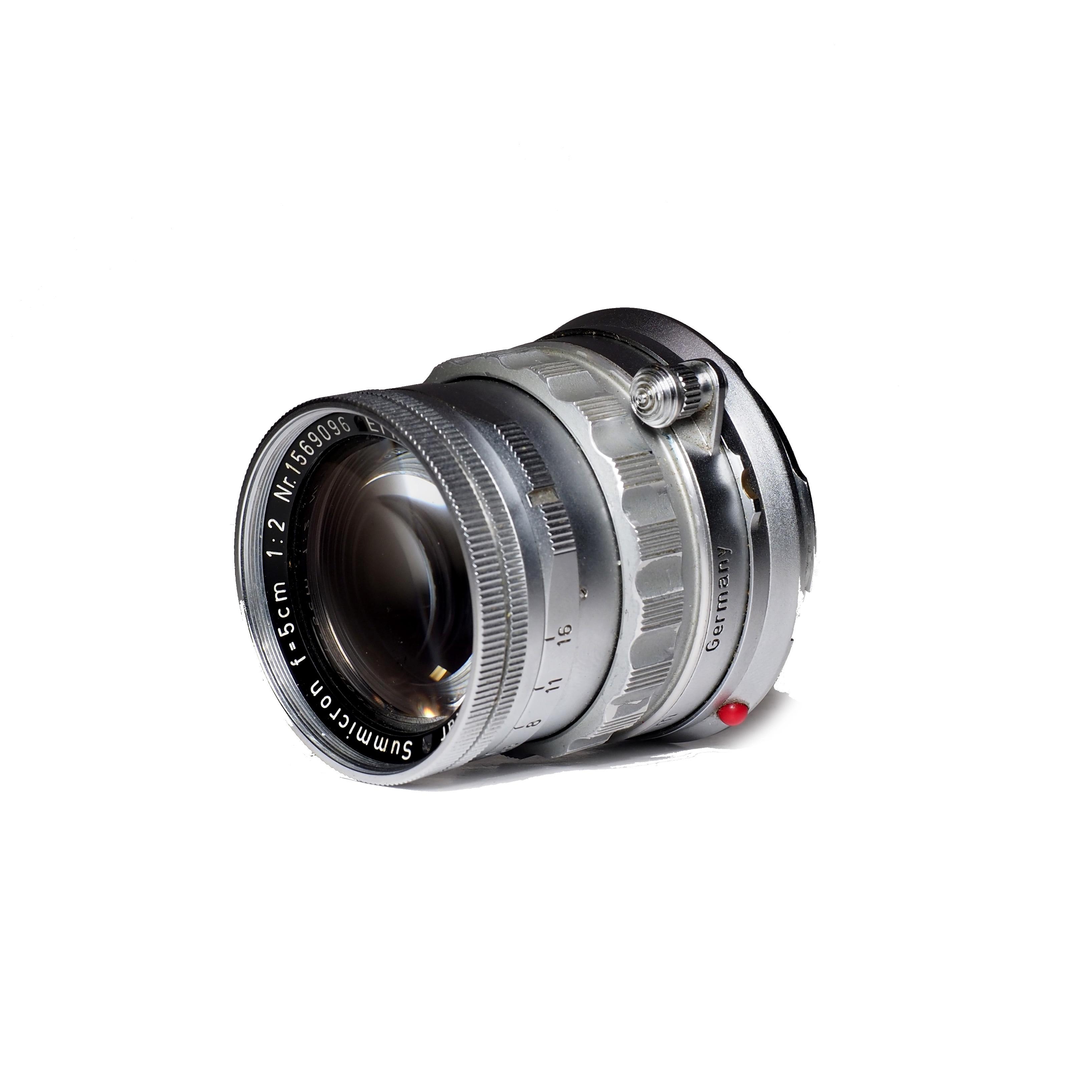 Leica Ernst Leitz GmbH Wetzlar Summiron 5cm f/2 - BEGAGNAT