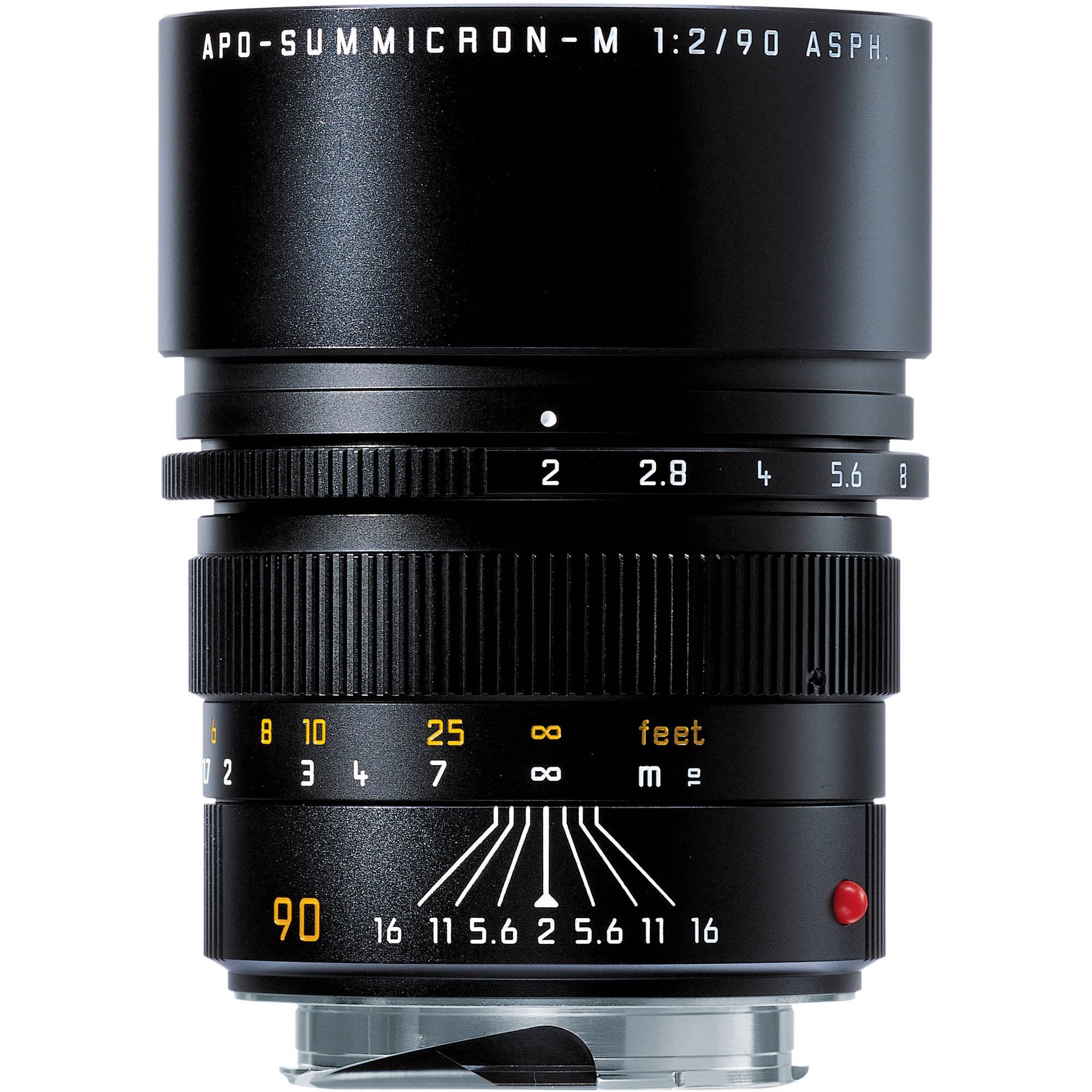 Leica Summicron M 90mm f/2,0 APO ASPH