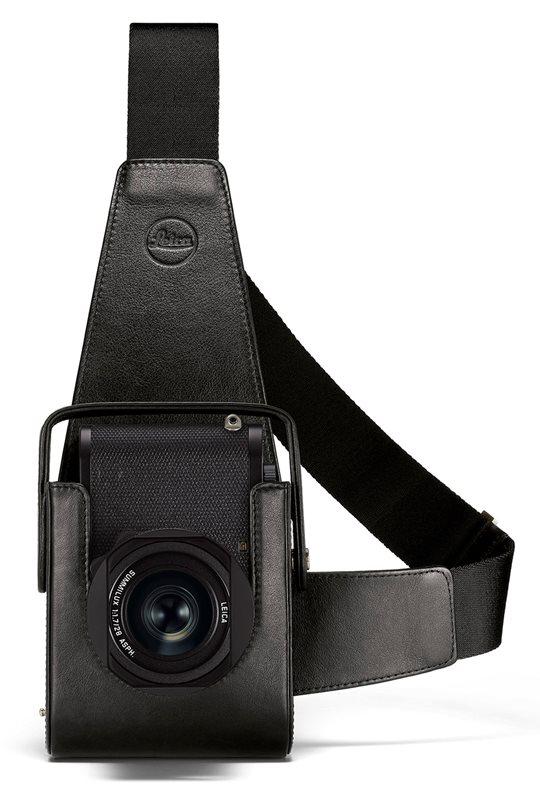 Leica Hölster Väska Leica Q2 Svart