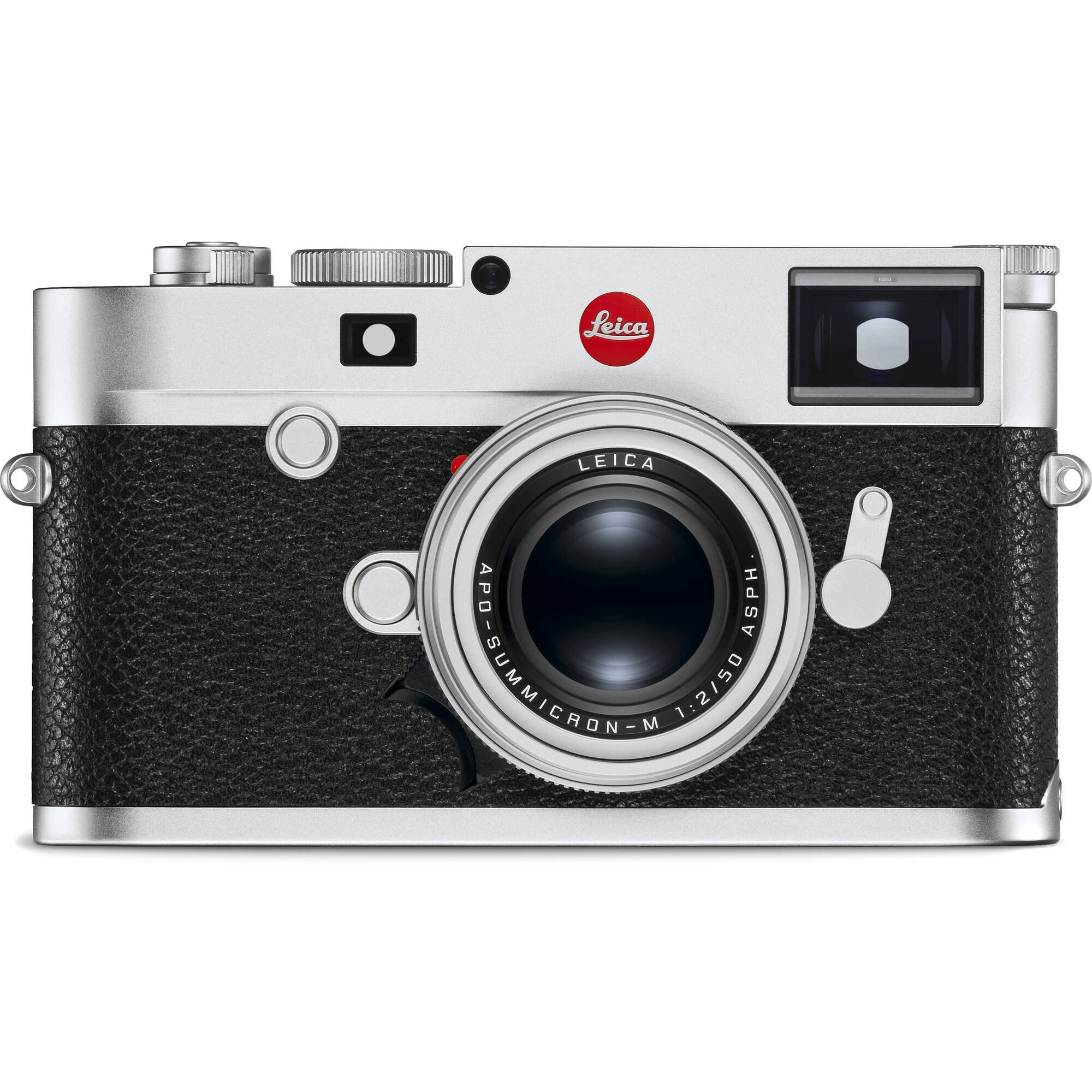 M10-R silver kamerahus