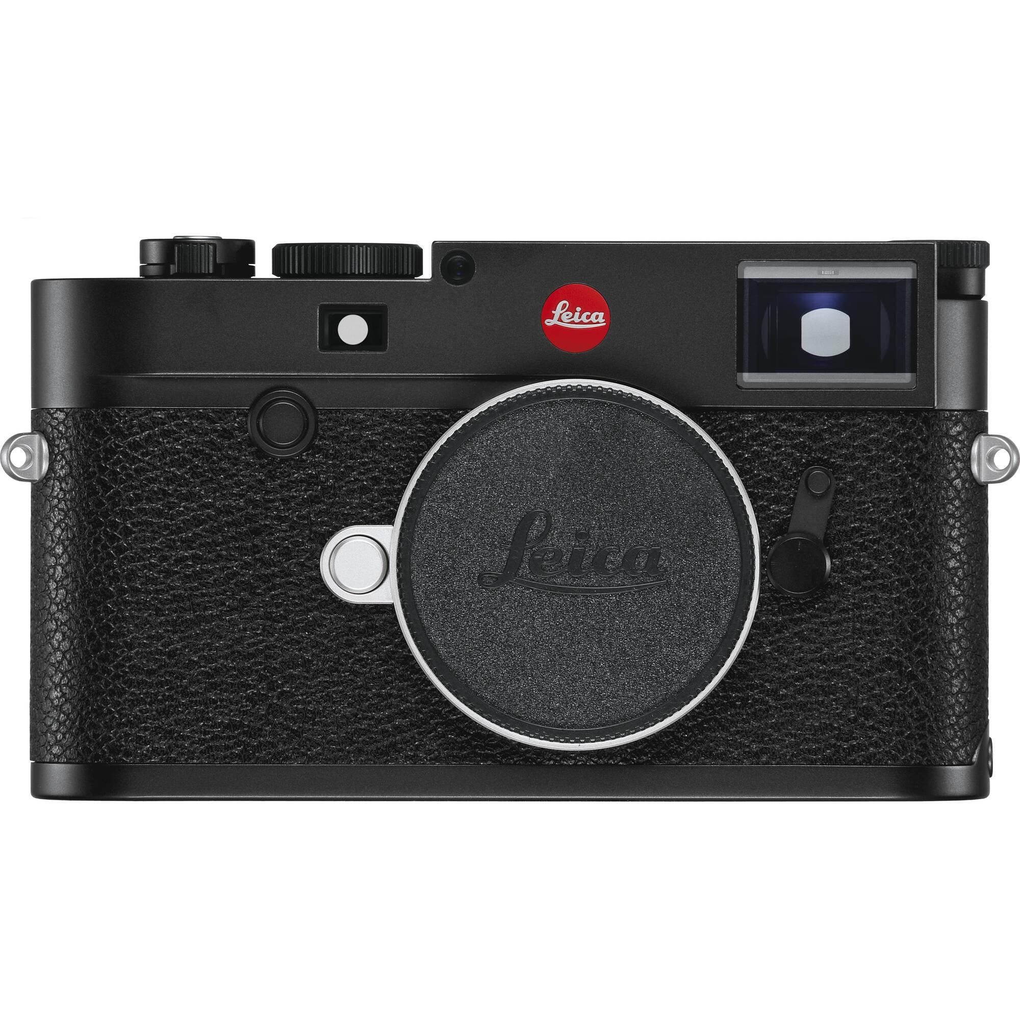 Leica M10-R svart kamerahus