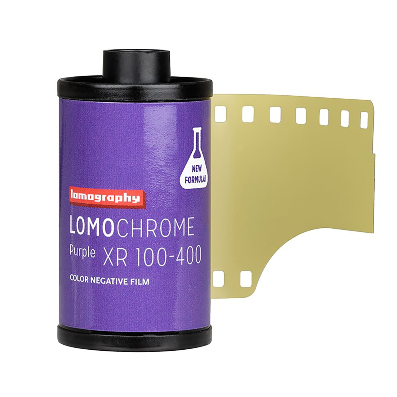 Lomography LomoChrome Purple XR 100-400 ASA 135mm