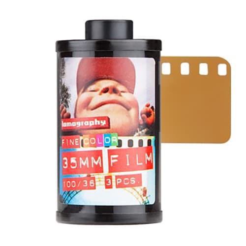Lomography Color Negative 100 135/36 3-Pack