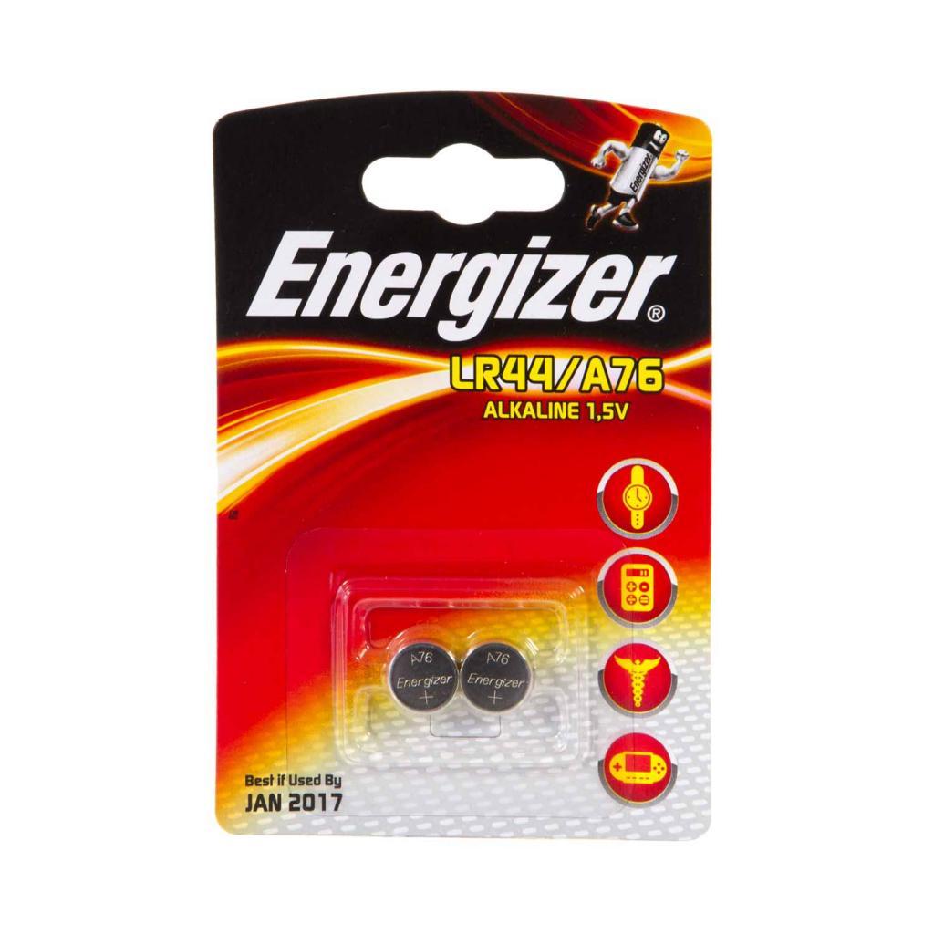 Energizer Alkaline Lr44/A76 2Pk