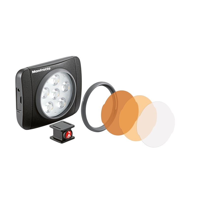 Manfrotto LED belysning Lumie 6