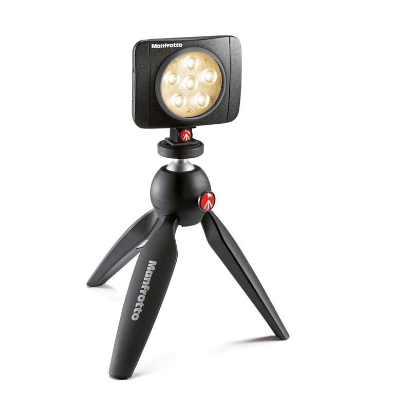 Manfrotto LED belysning Lumie Art