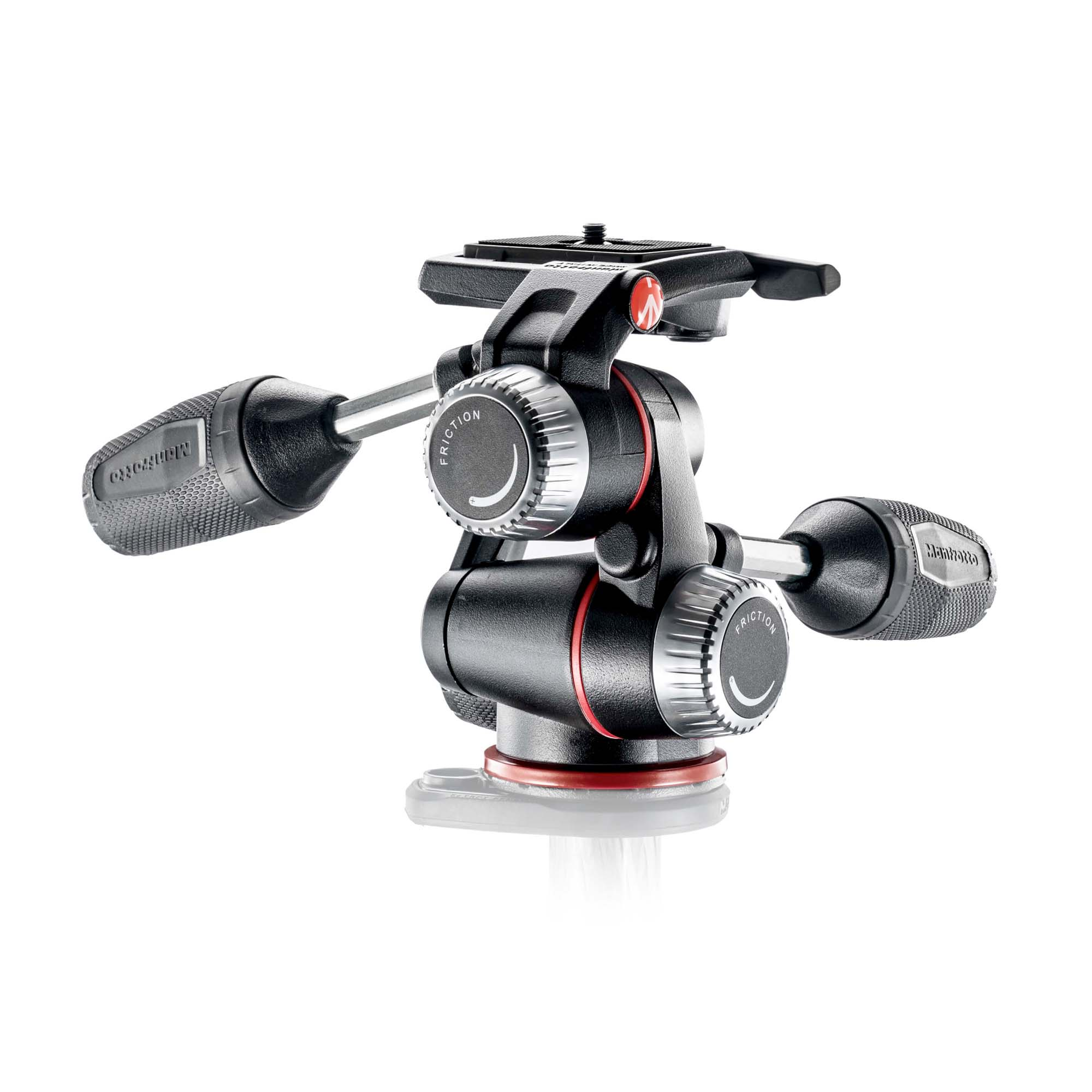 Manfrotto 3-Vägshuvud MHXPRO-3W