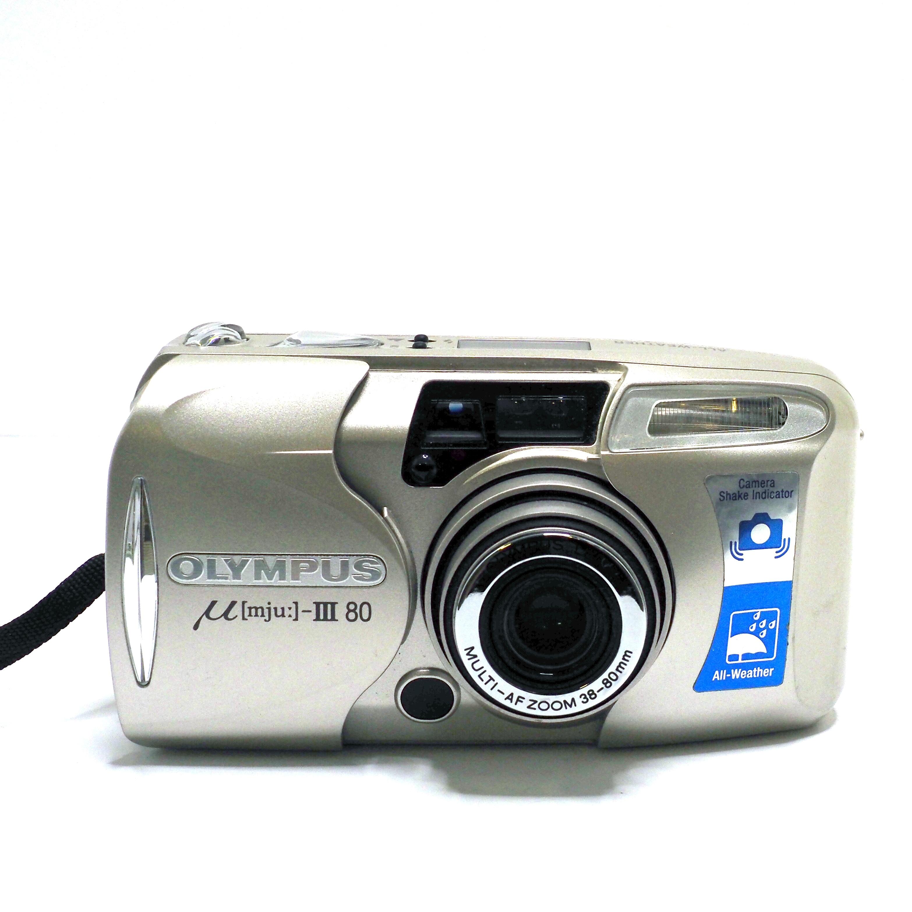 Olympus MJU III 3 Zoom 80 AF - BEGAGNAT