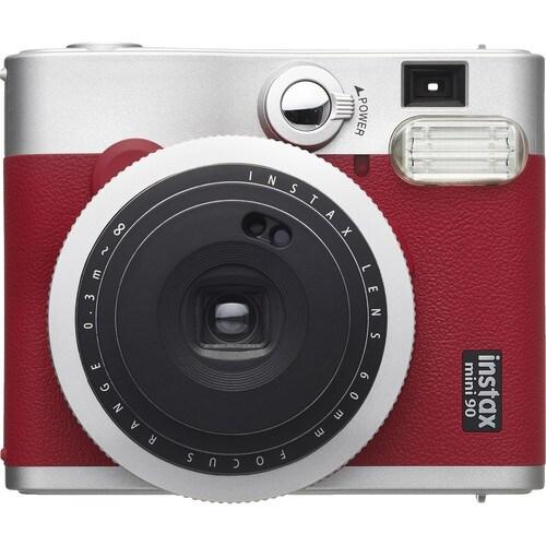 Fujifilm Instax Mini 90 Neo Classic Röd
