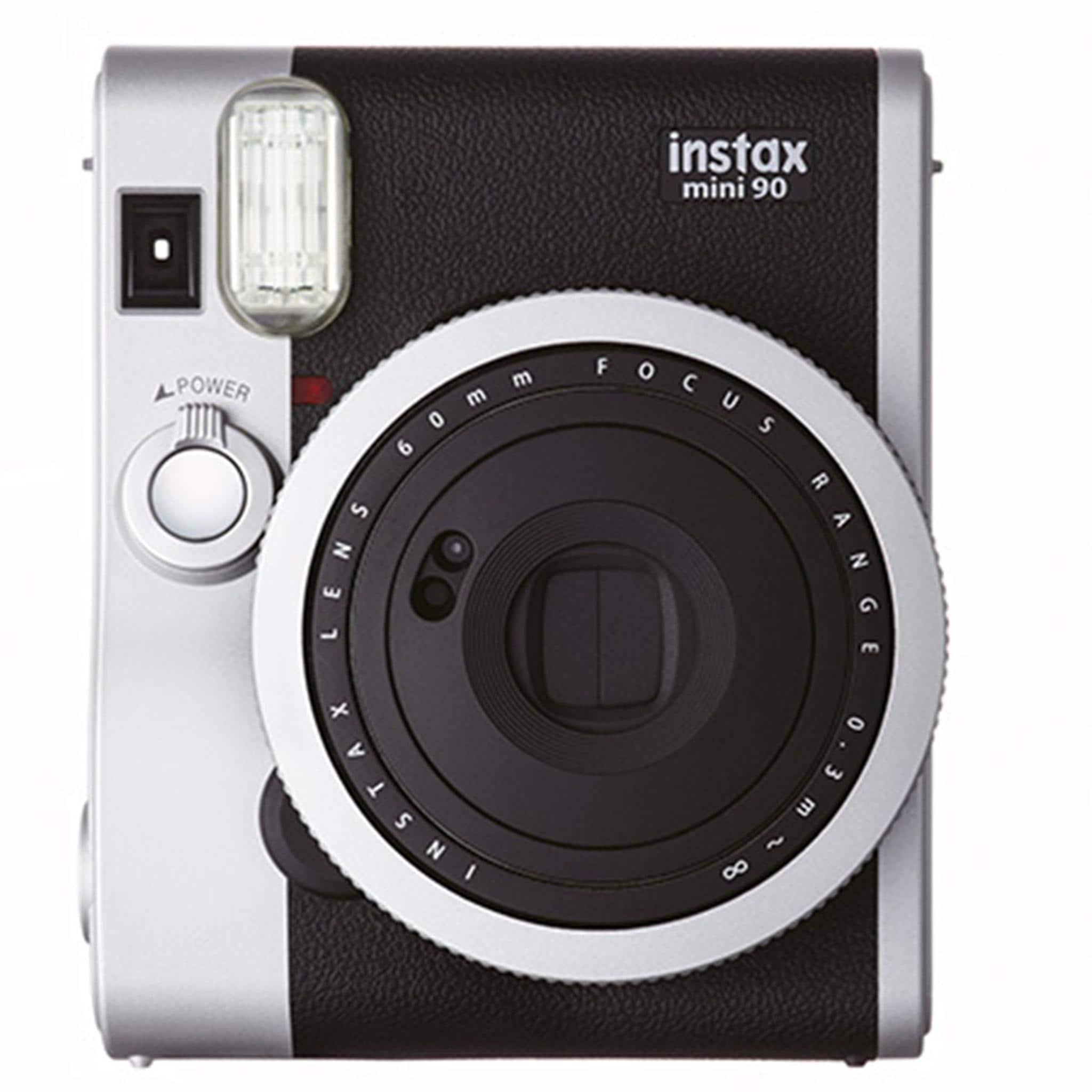 Fujifilm Instax Mini 90 Neo Classic Svart FYNDVARA