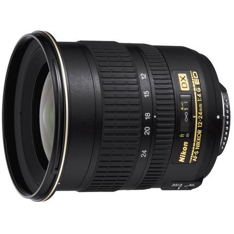 Nikon Nikkor Af-S DX 12-24mm F/4,0G If-Ed