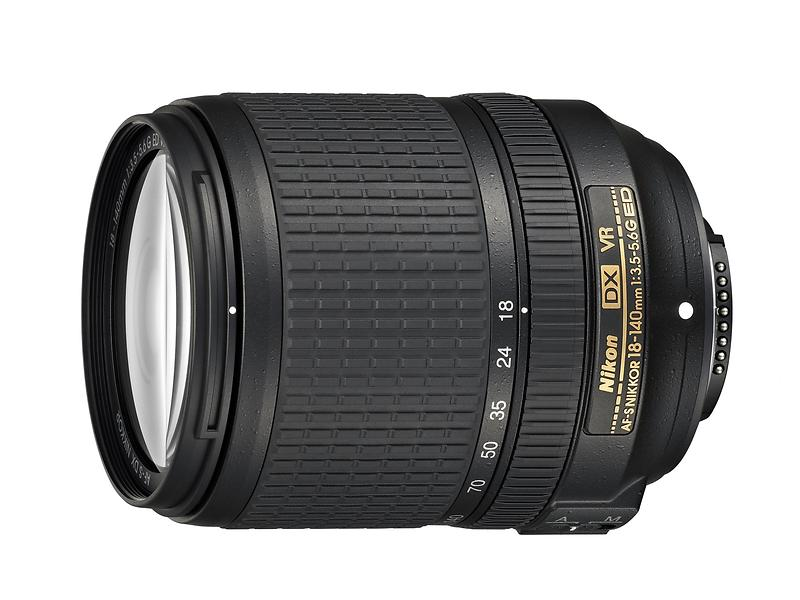 Nikon Nikkor AF-S DX 18-140mm f/3,5-5,6G ED VR