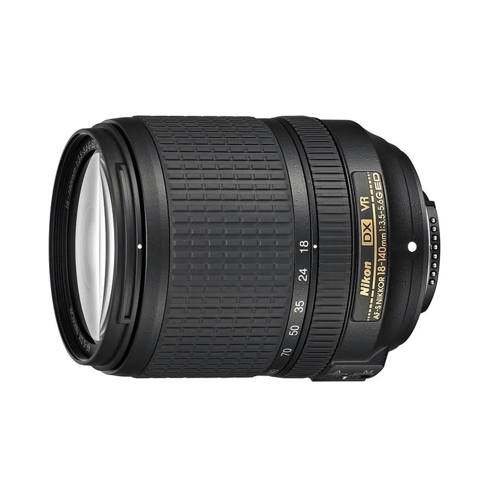 NIkon AF-S DX VR G 18-140mm f/3,5-5,6 - DEMO EX