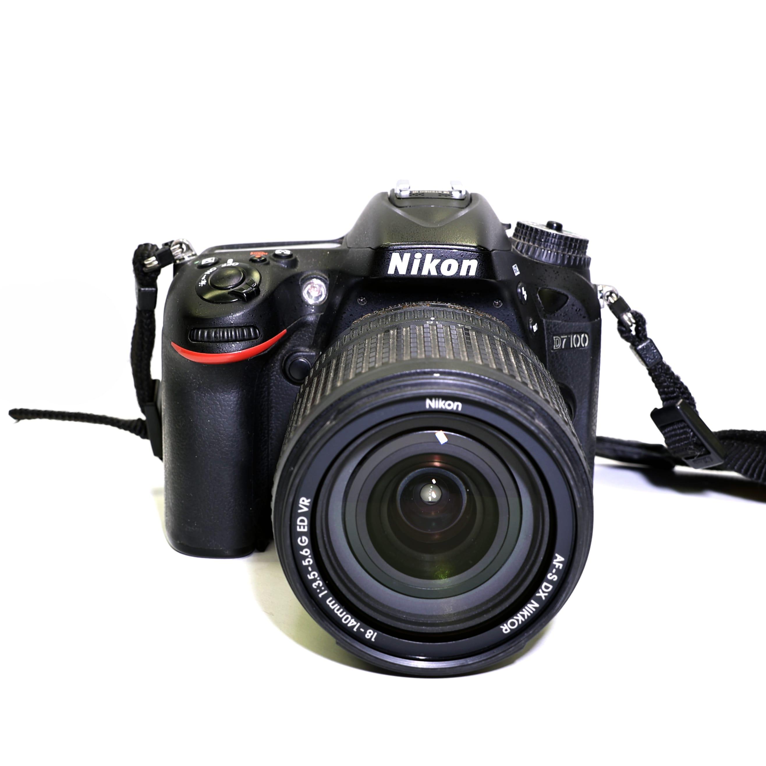 Nikon D7100 + AF-S 18-140mm f/3.5-5.6 G ED VR - BEGAGNAT