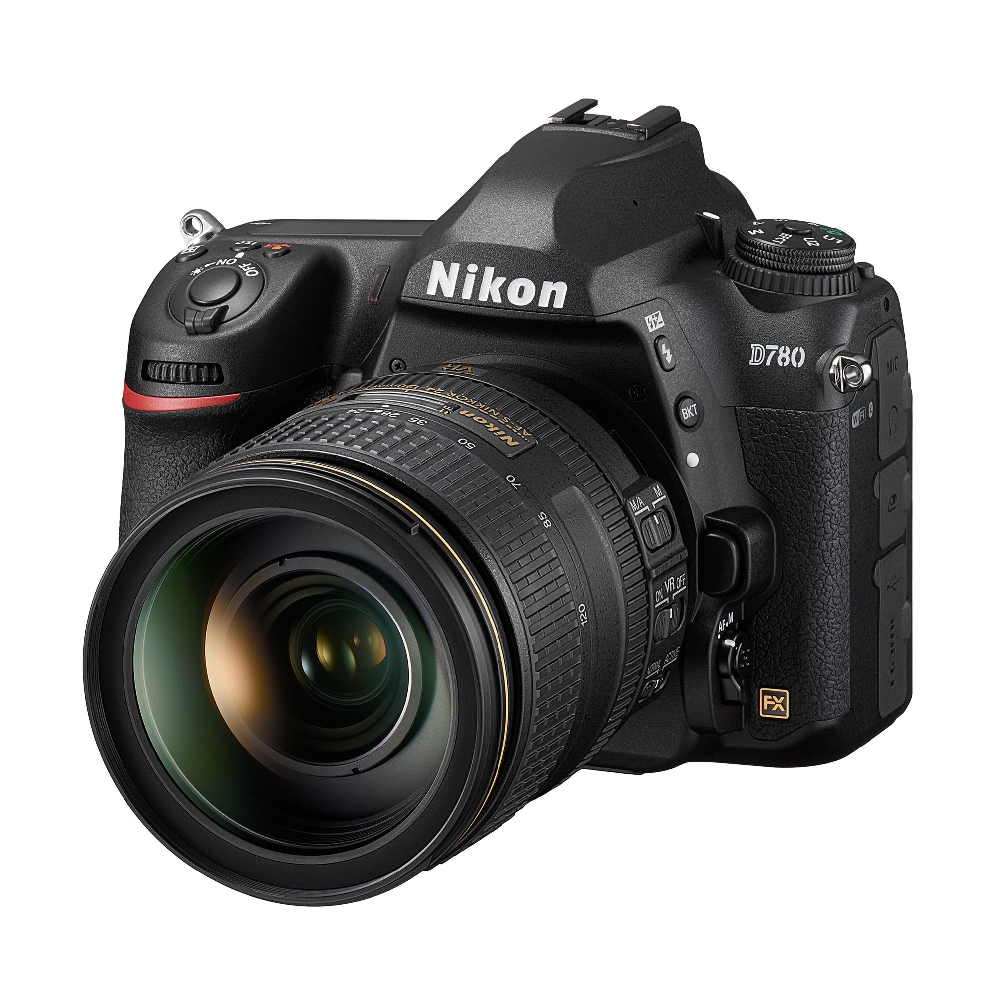 Nikon D780 + AF-S NIKKOR 24-120