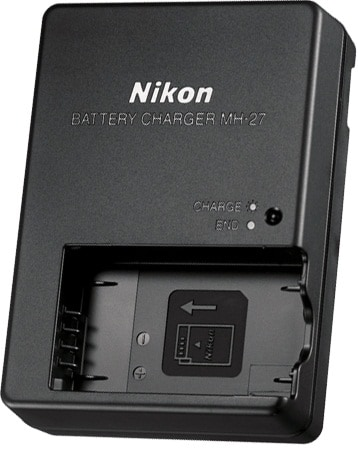 Nikon Battery Charger Mh-27 (Eu)