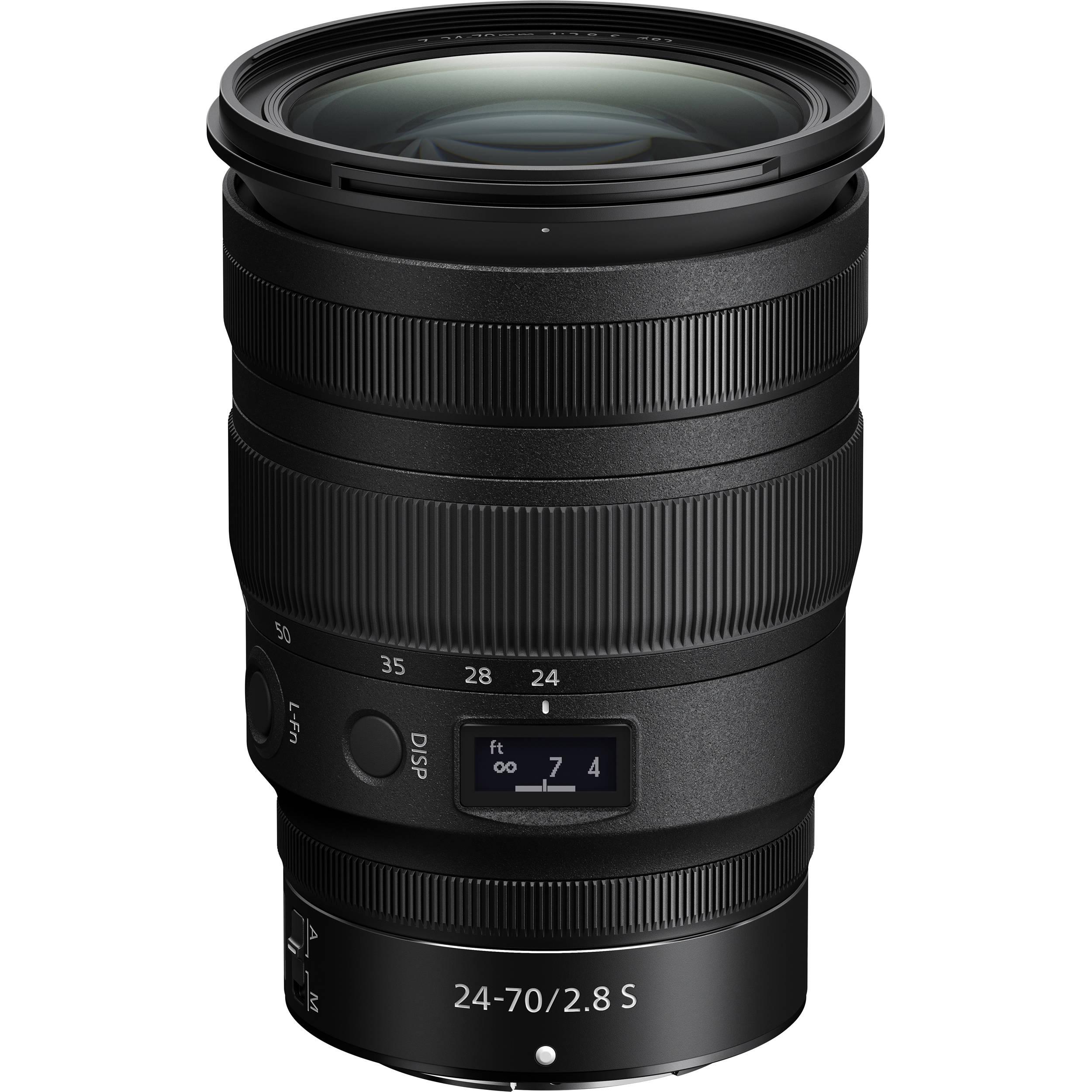 Nikon Nikkor Z 24-70mm F/2,8 S