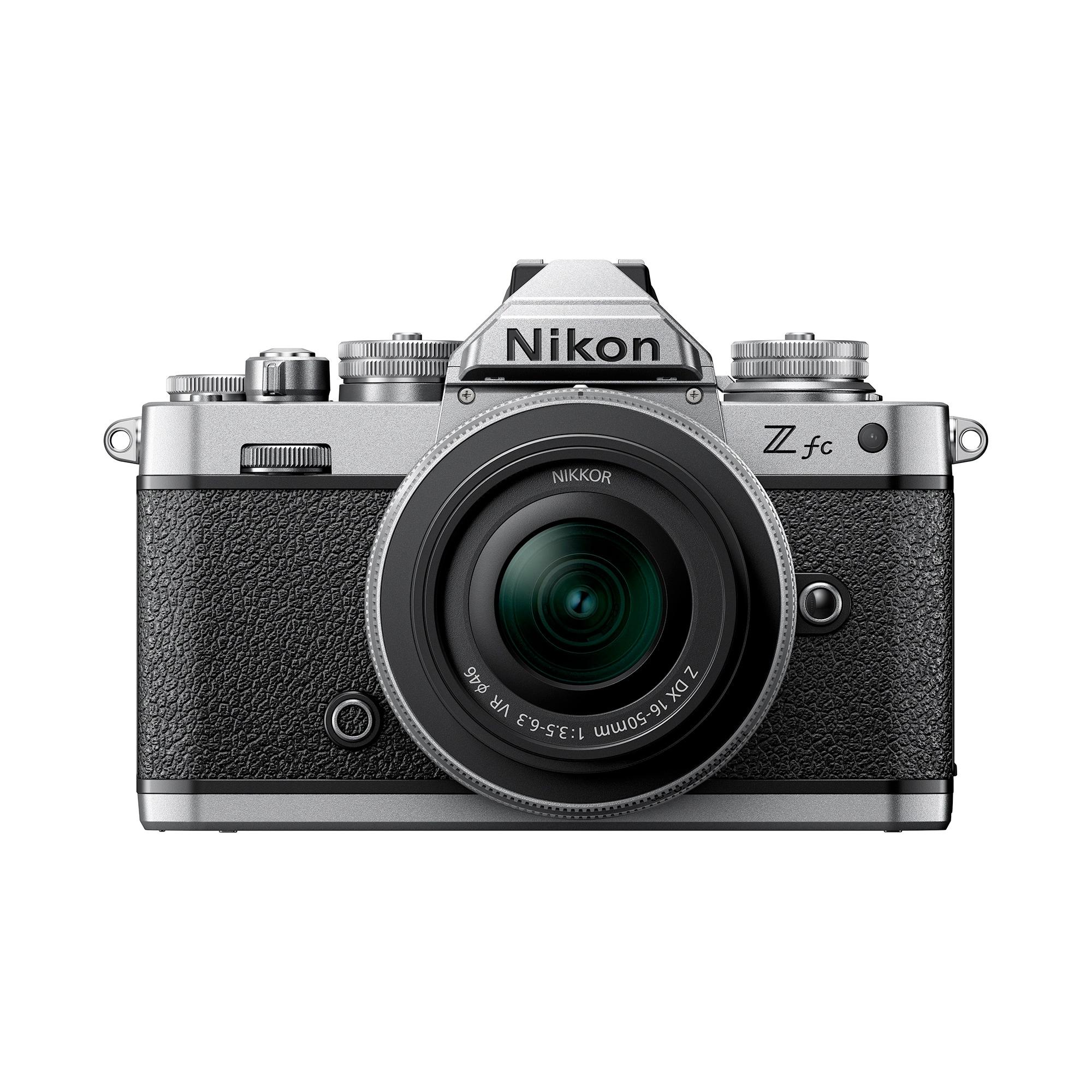 Nikon Z fc + Nikkor DX 16-50