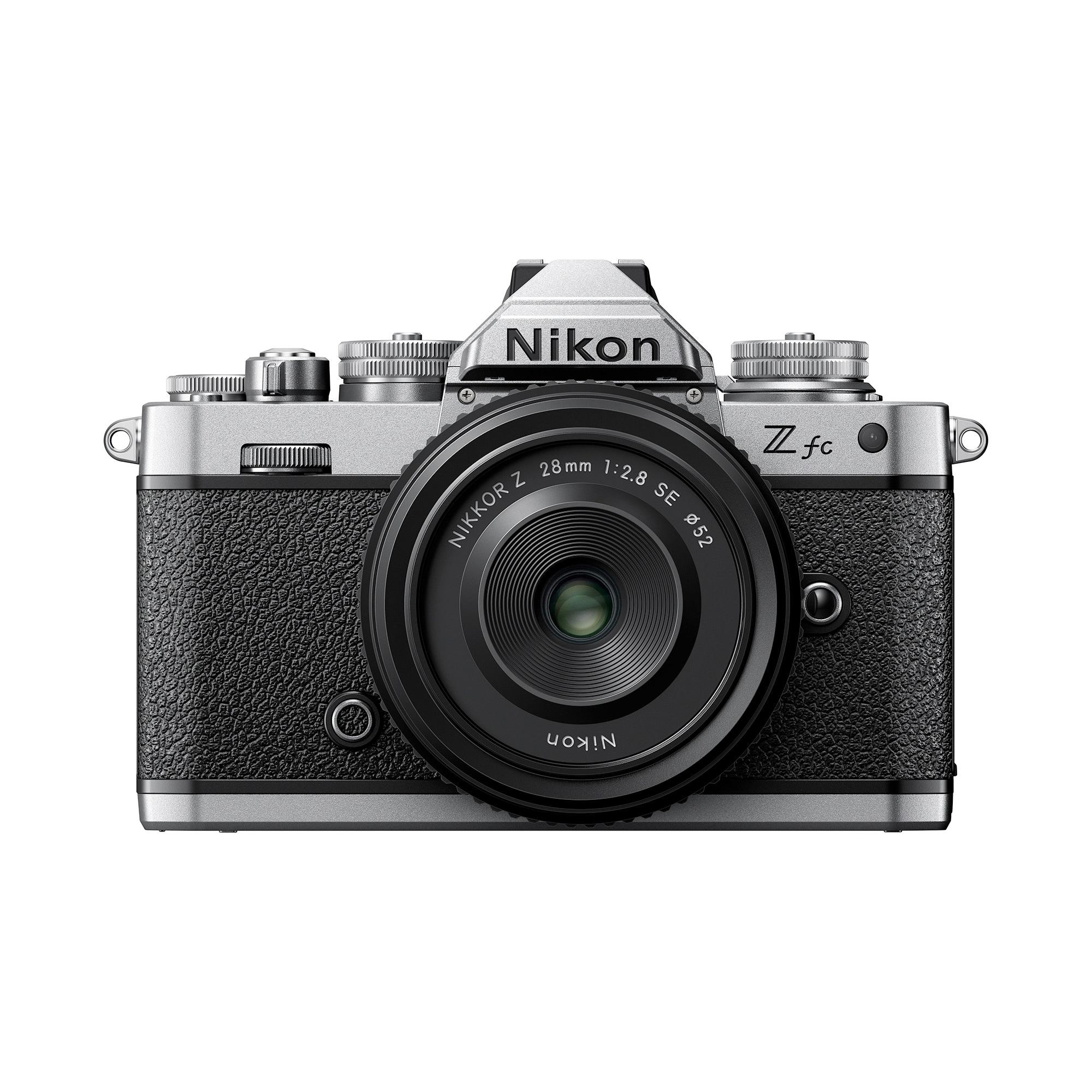 Nikon Z fc + Nikkor DX 28mm