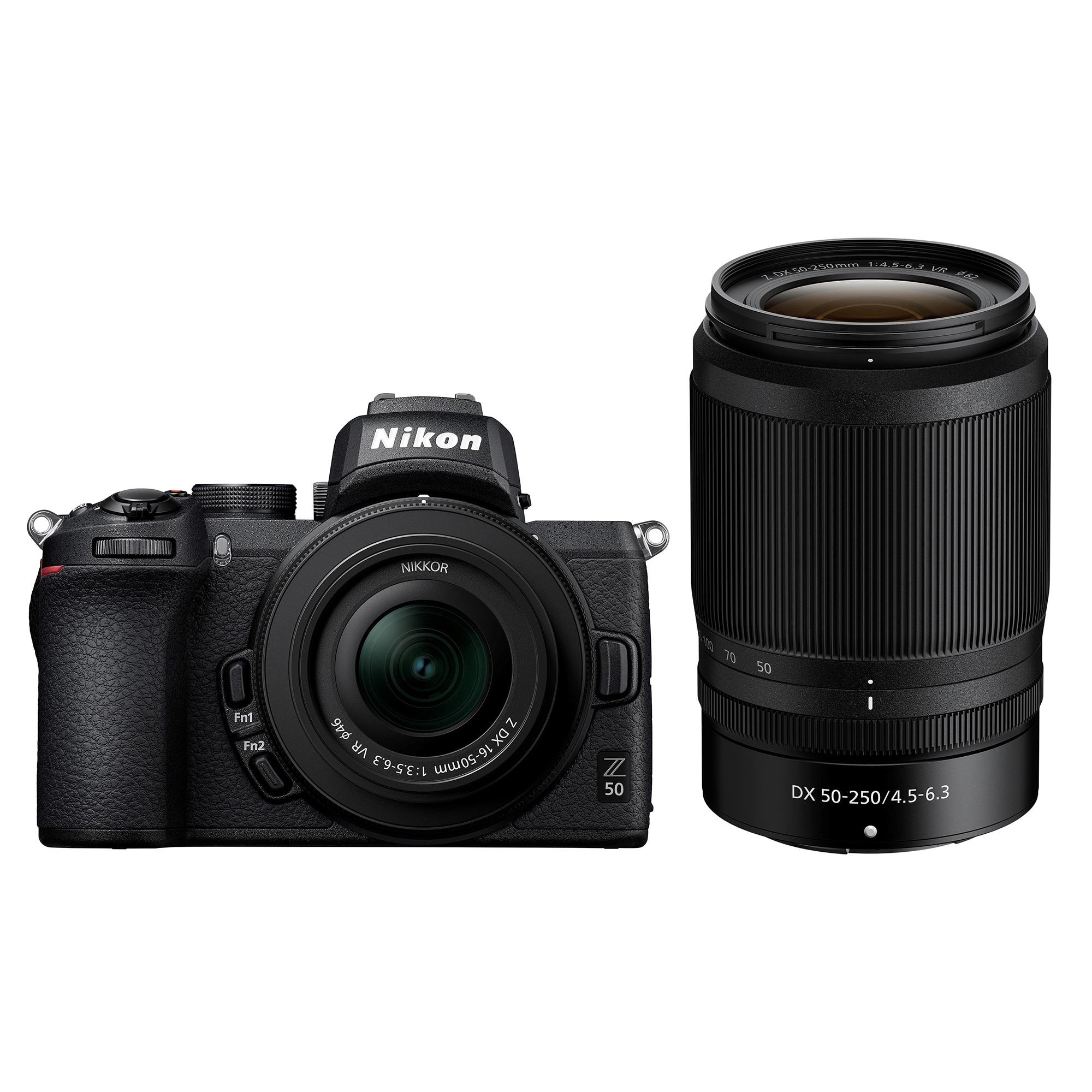nikon-z50-front-double-lens