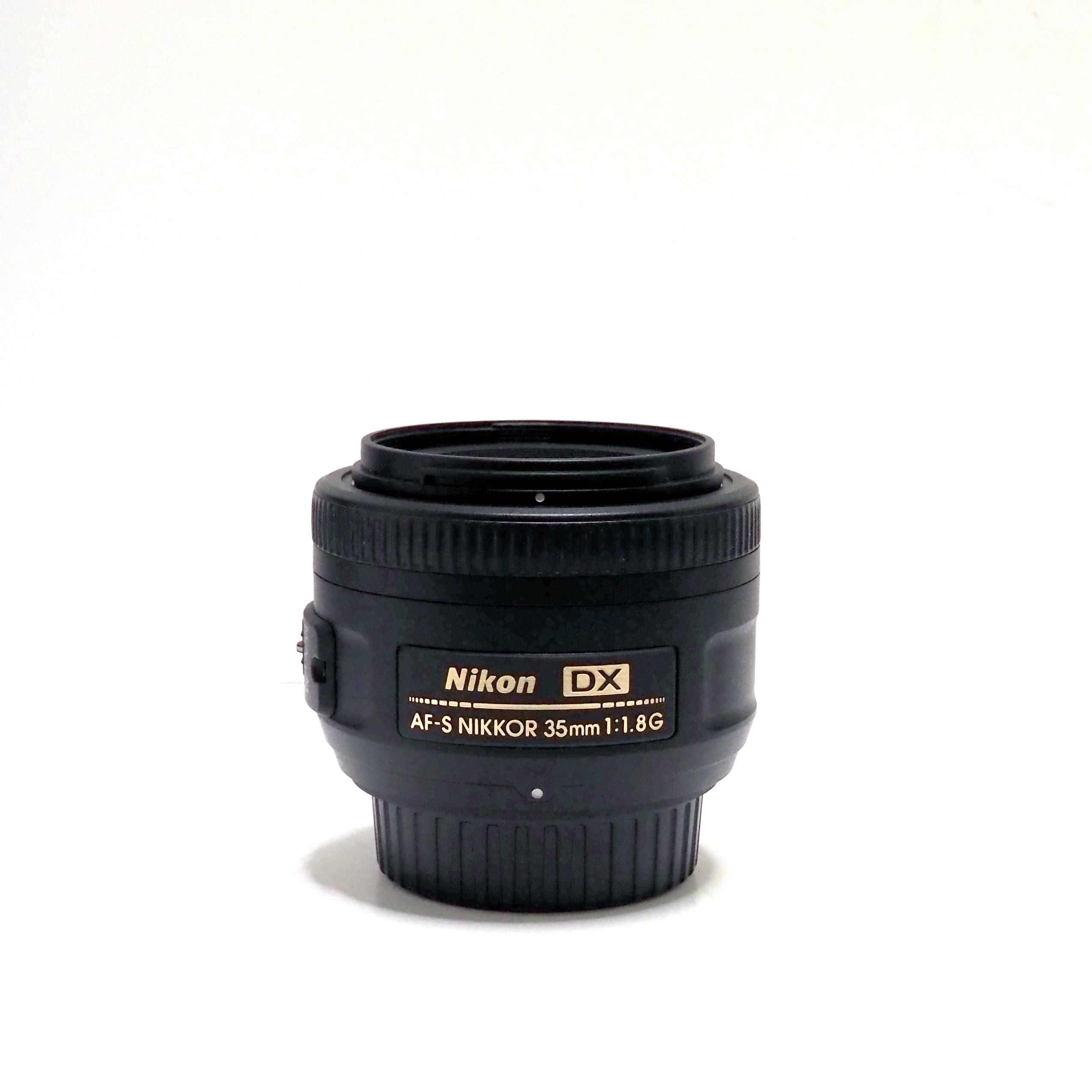 Nikon Nikkor AF-S DX 35mm f/1,8 G - BEGAGNAT