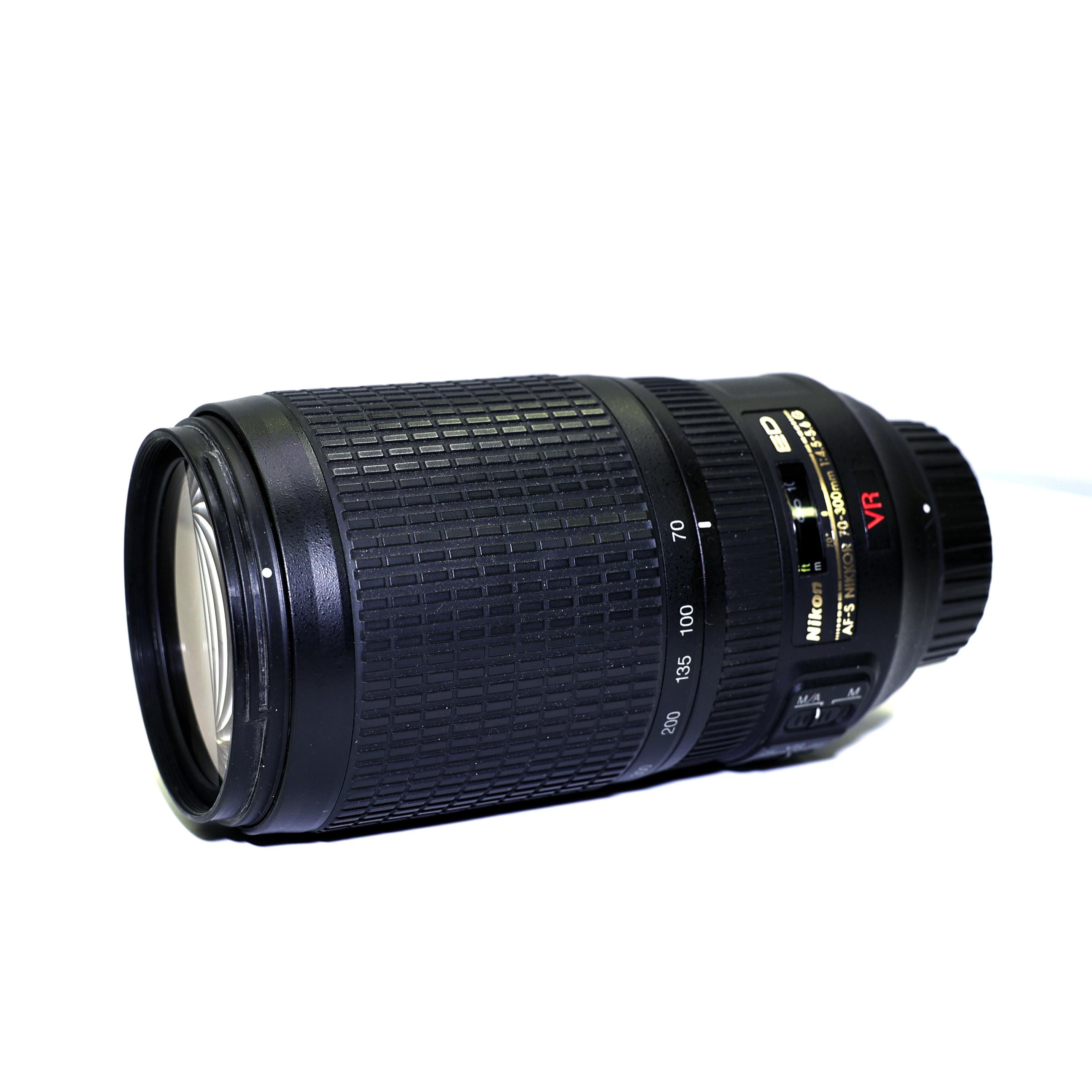 Nikon FX AF-S 70-300mm f/4.5-5.6 G ED VR - BEGAGNAT