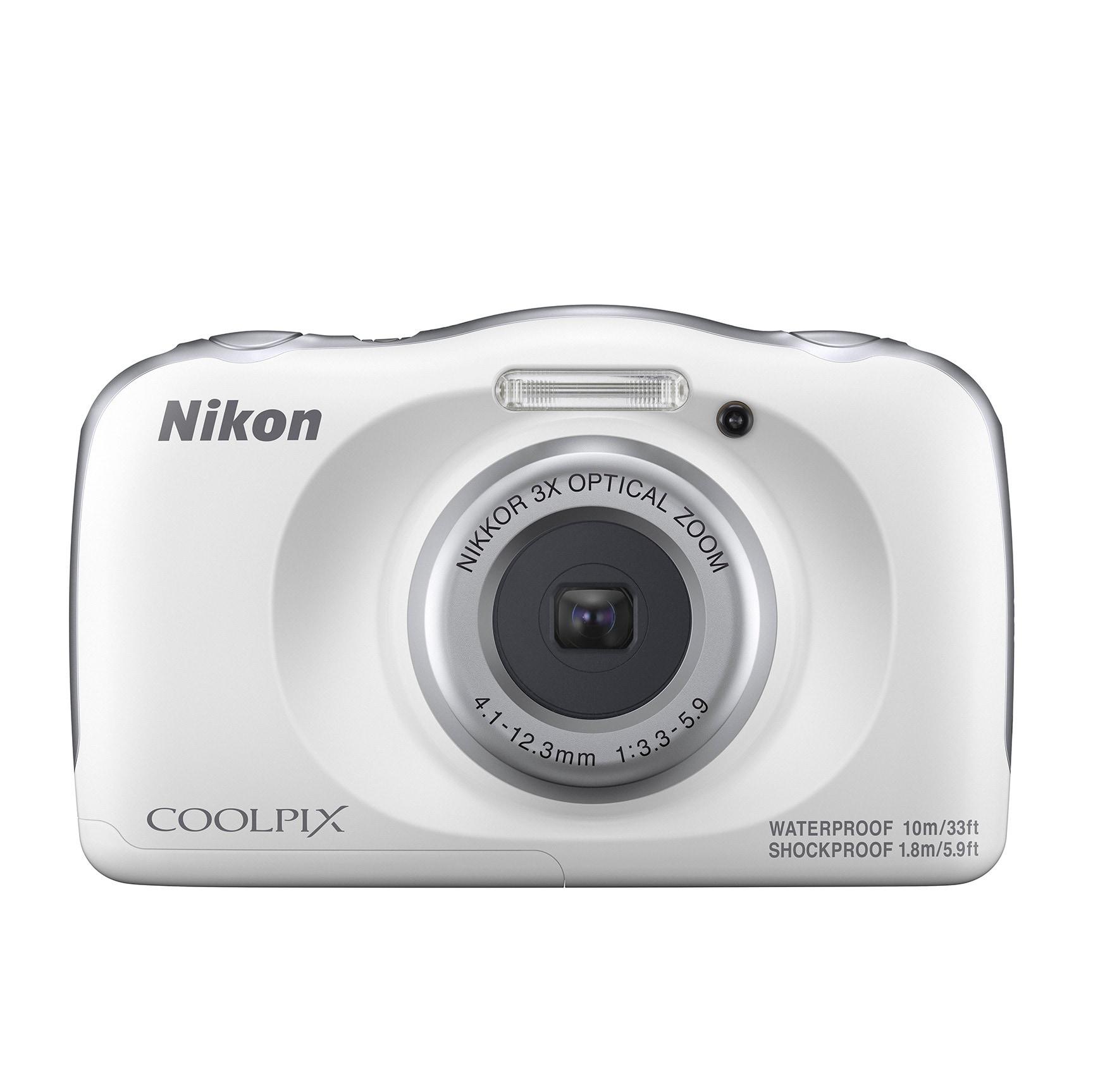 Nikon Coolpix W150 White