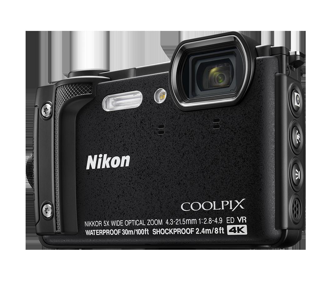 Nikon W300 Svart