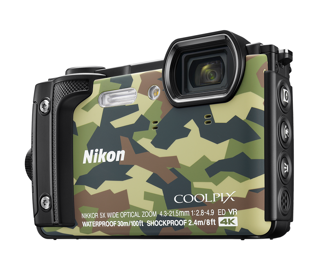 Nikon W300 Camouflage