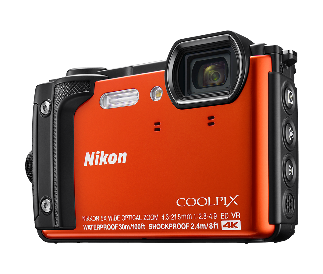 Nikon W300 Orange