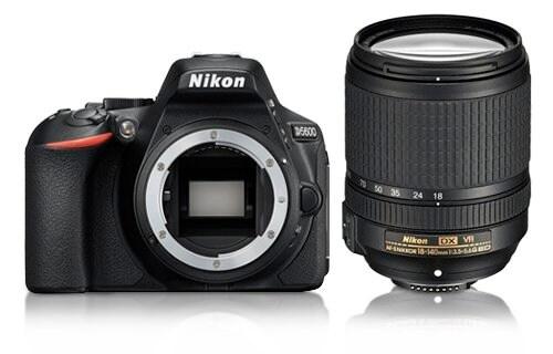 Nikon D5600 18-140mm f/3,5-5,6 ED Vr