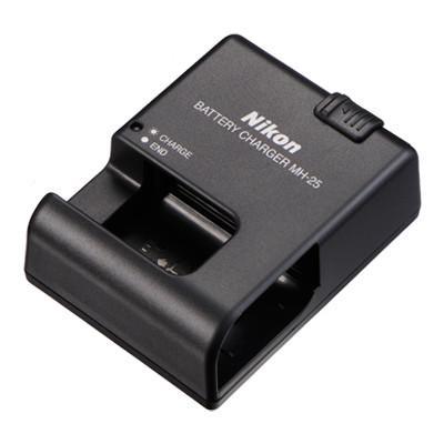 Nikon Mh-25 Batteriladdare Till En-El15