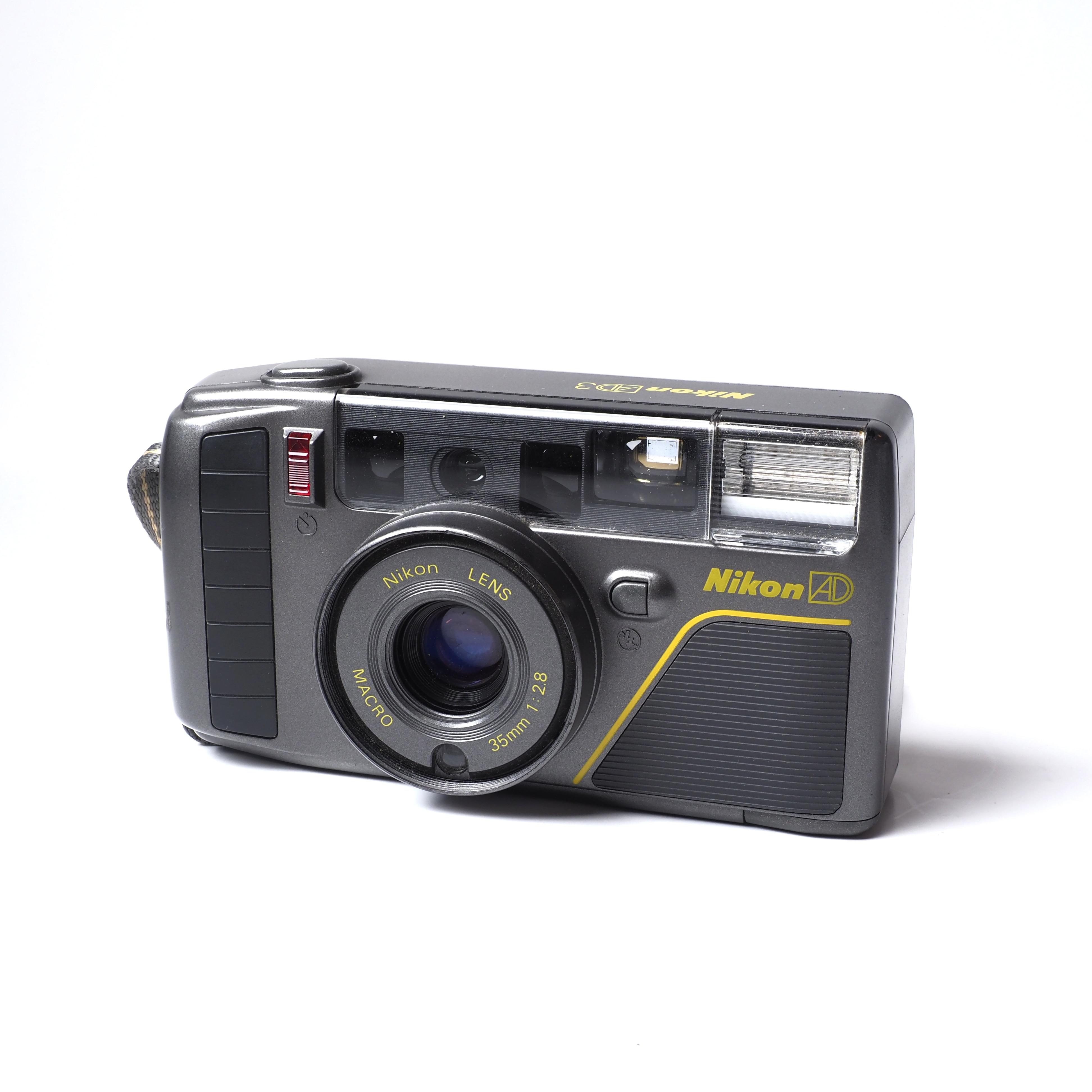 Nikon AD3 - BEGAGNAT