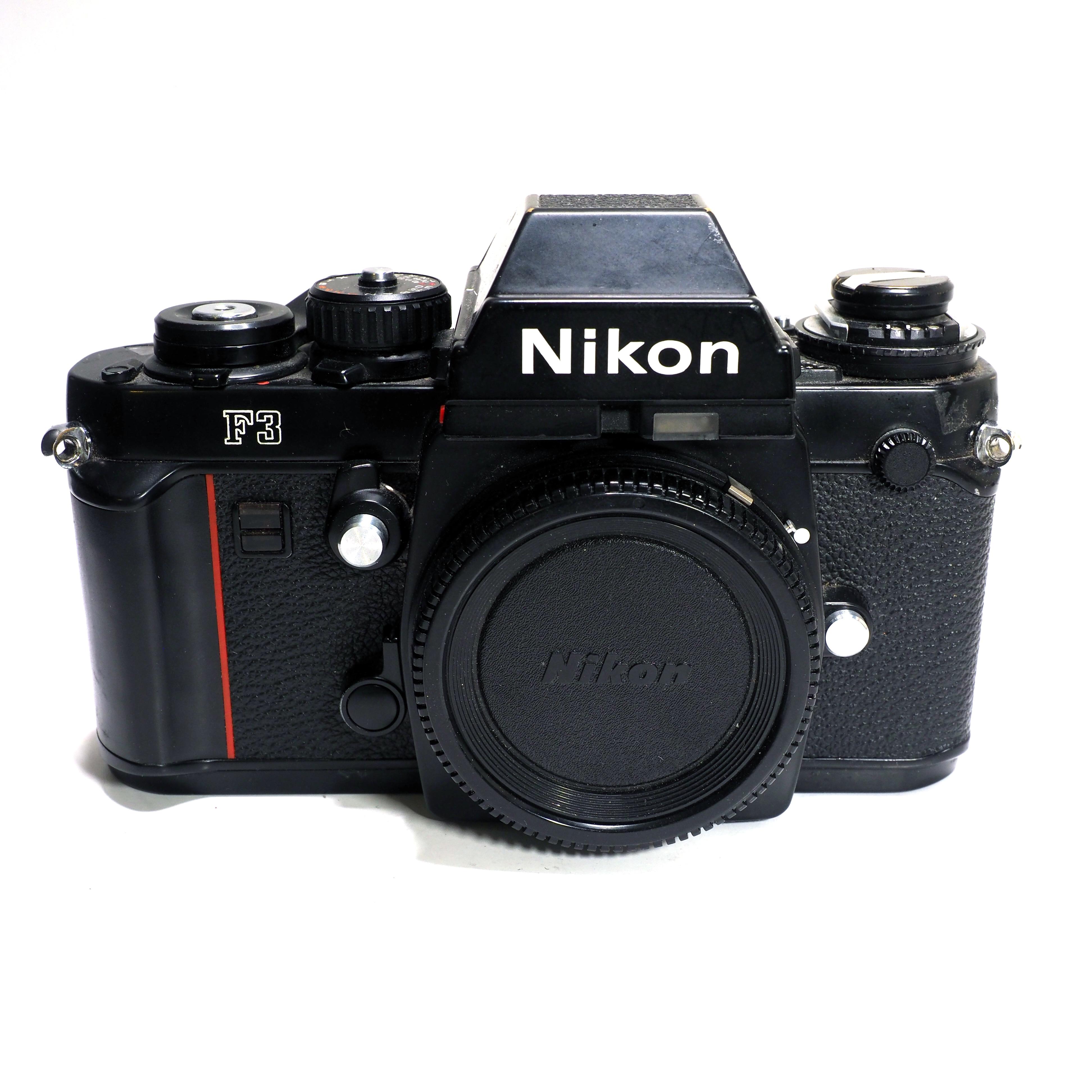 Nikon F3 - BEGAGNAT
