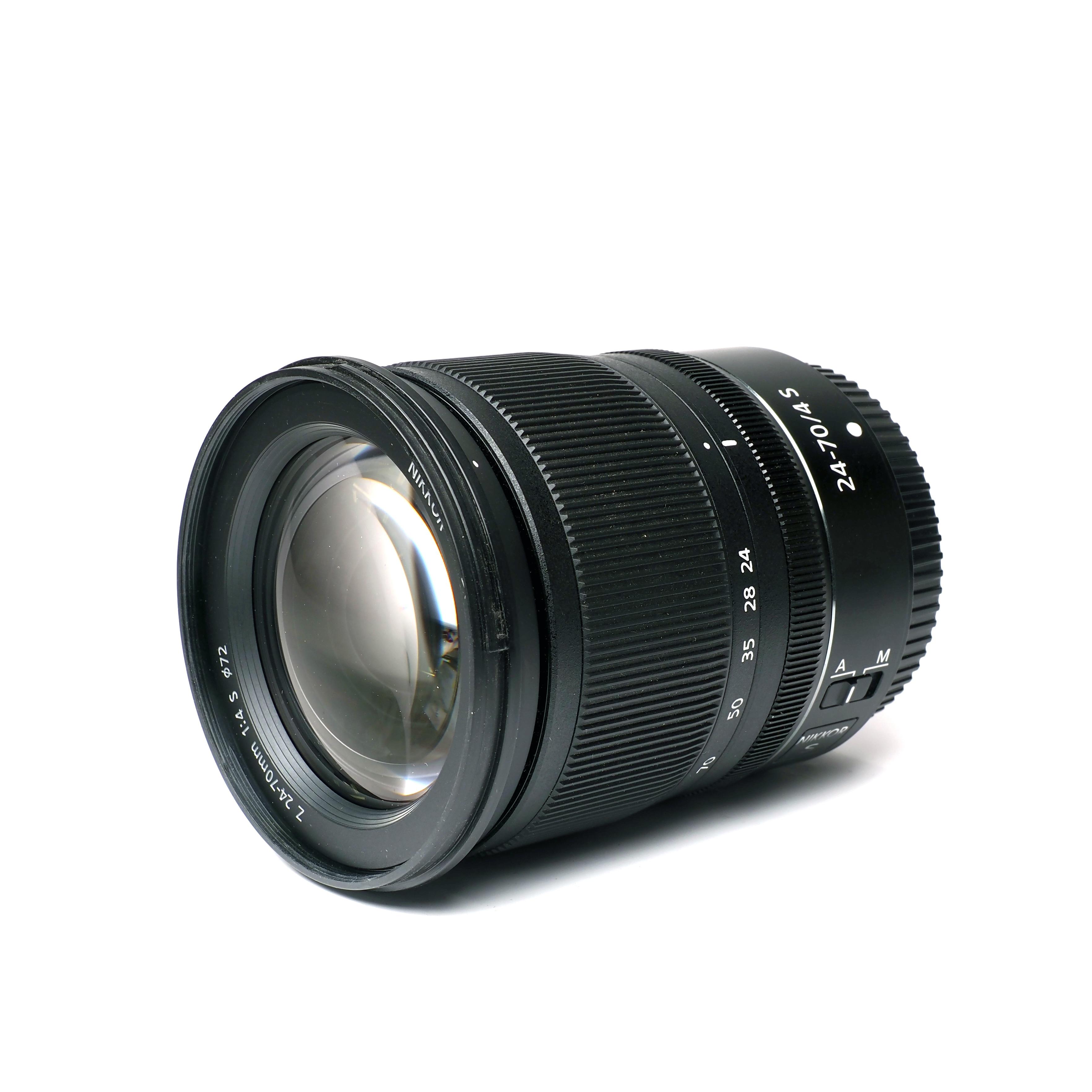 Nikon Nikkor Z 24-70mm f/4 S - BEGAGNAT