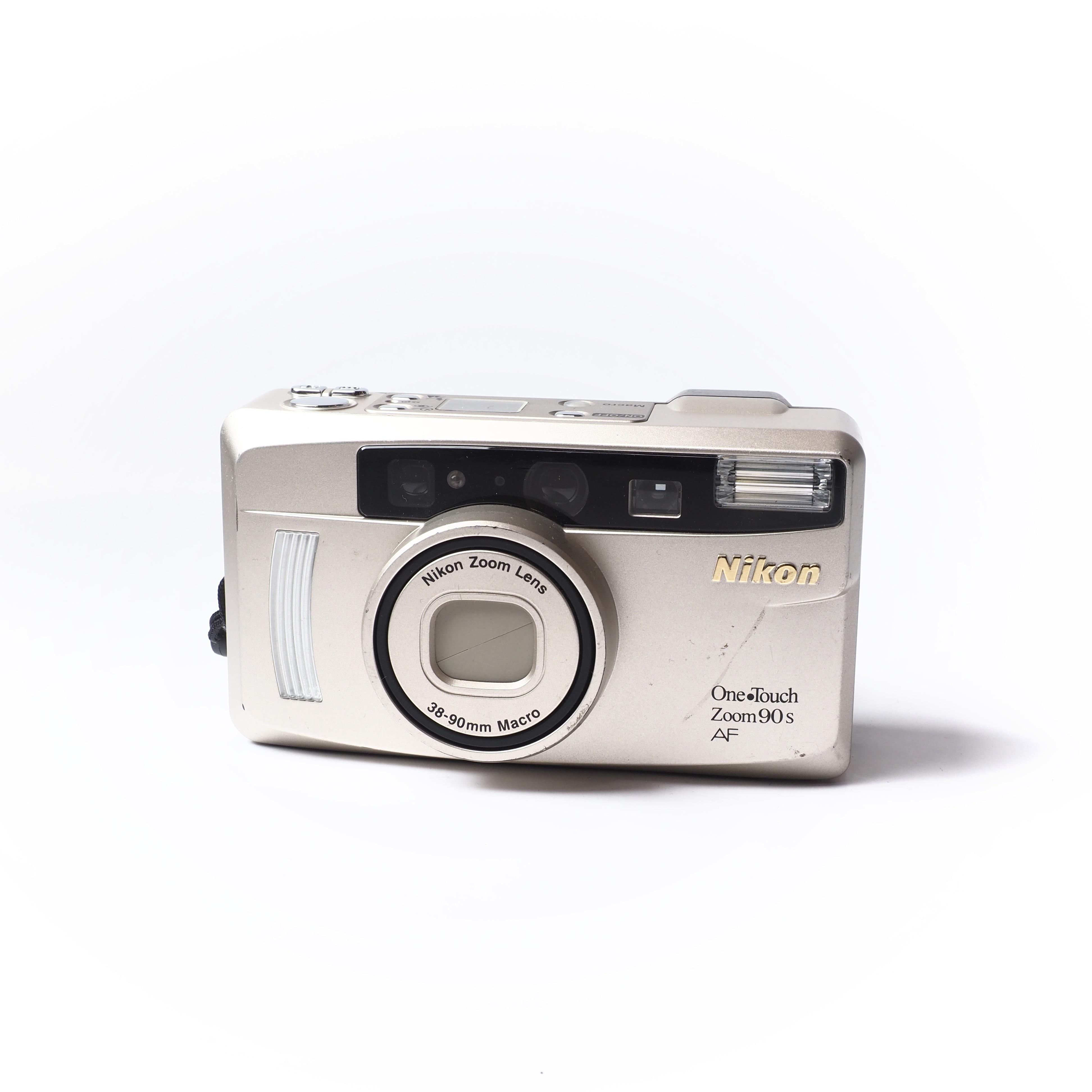 Nikon OneTouch Zoom 90 AF - BEGAGNAT