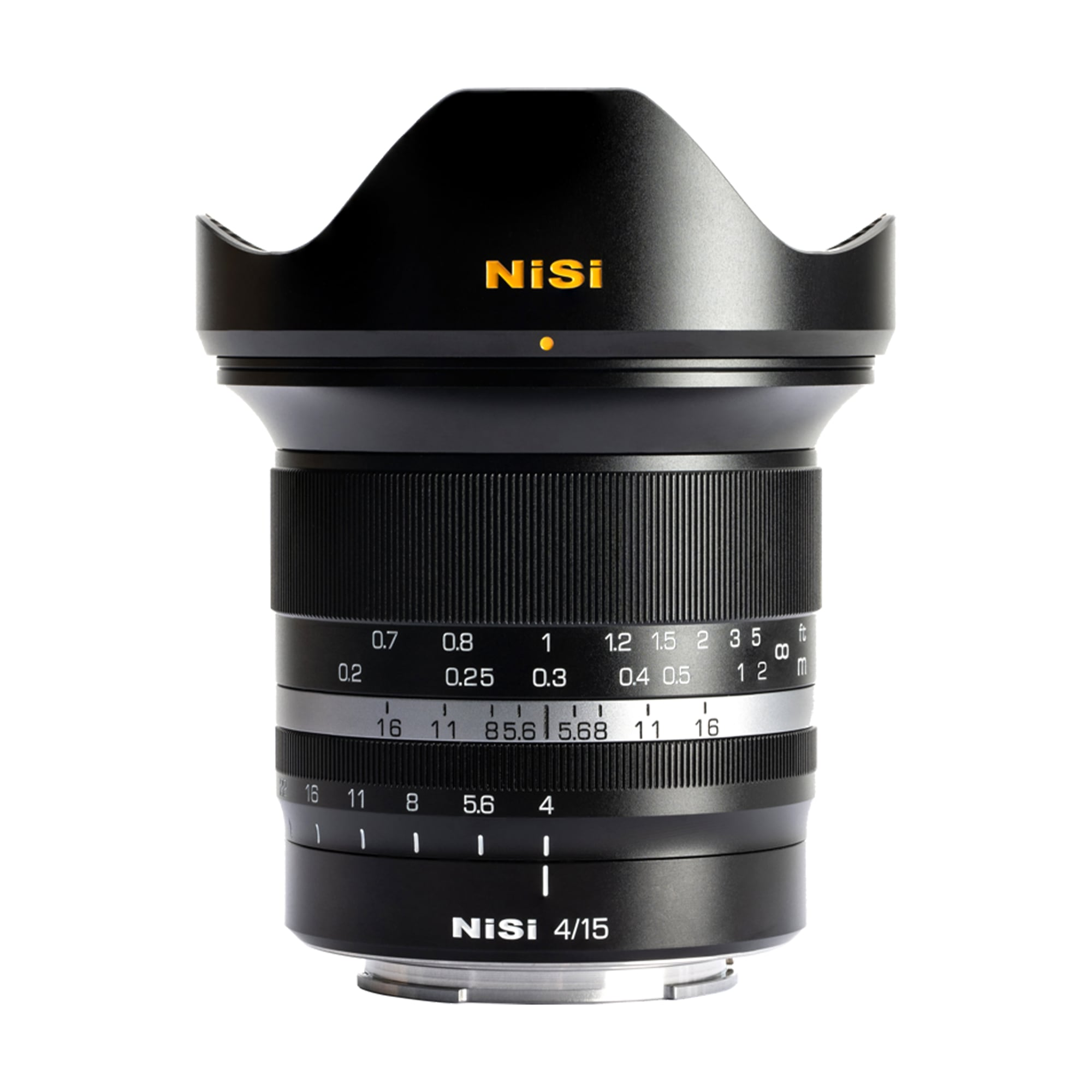 Nisi 15mm f/4 Sony E