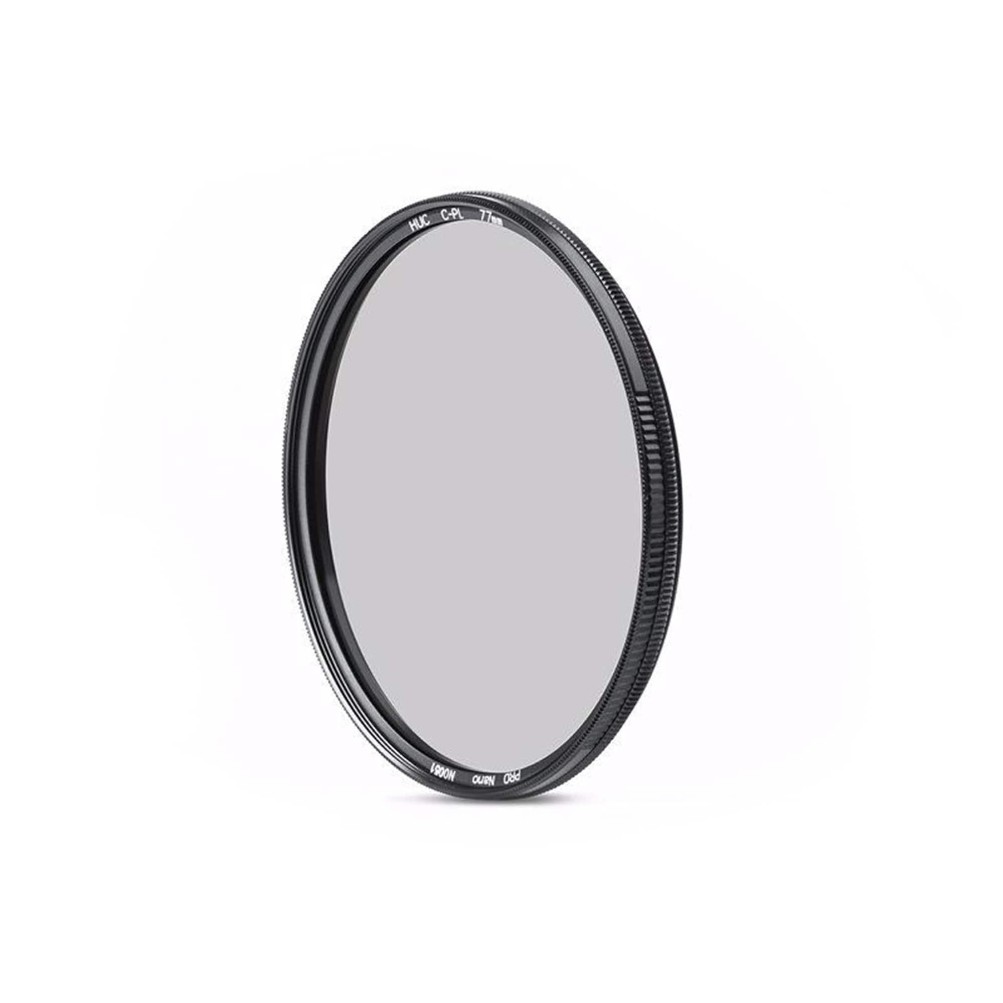 Nisi Filter Circular Polarizer Pro Nano Huc 82mm