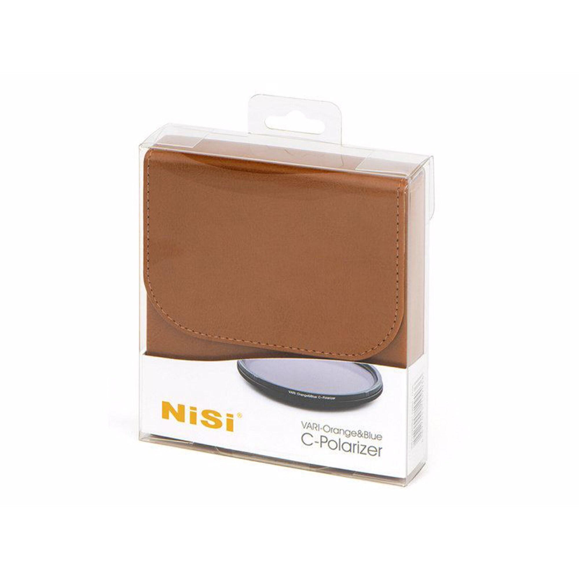 Nisi Filter Vari Orange/Blue CPL 82mm
