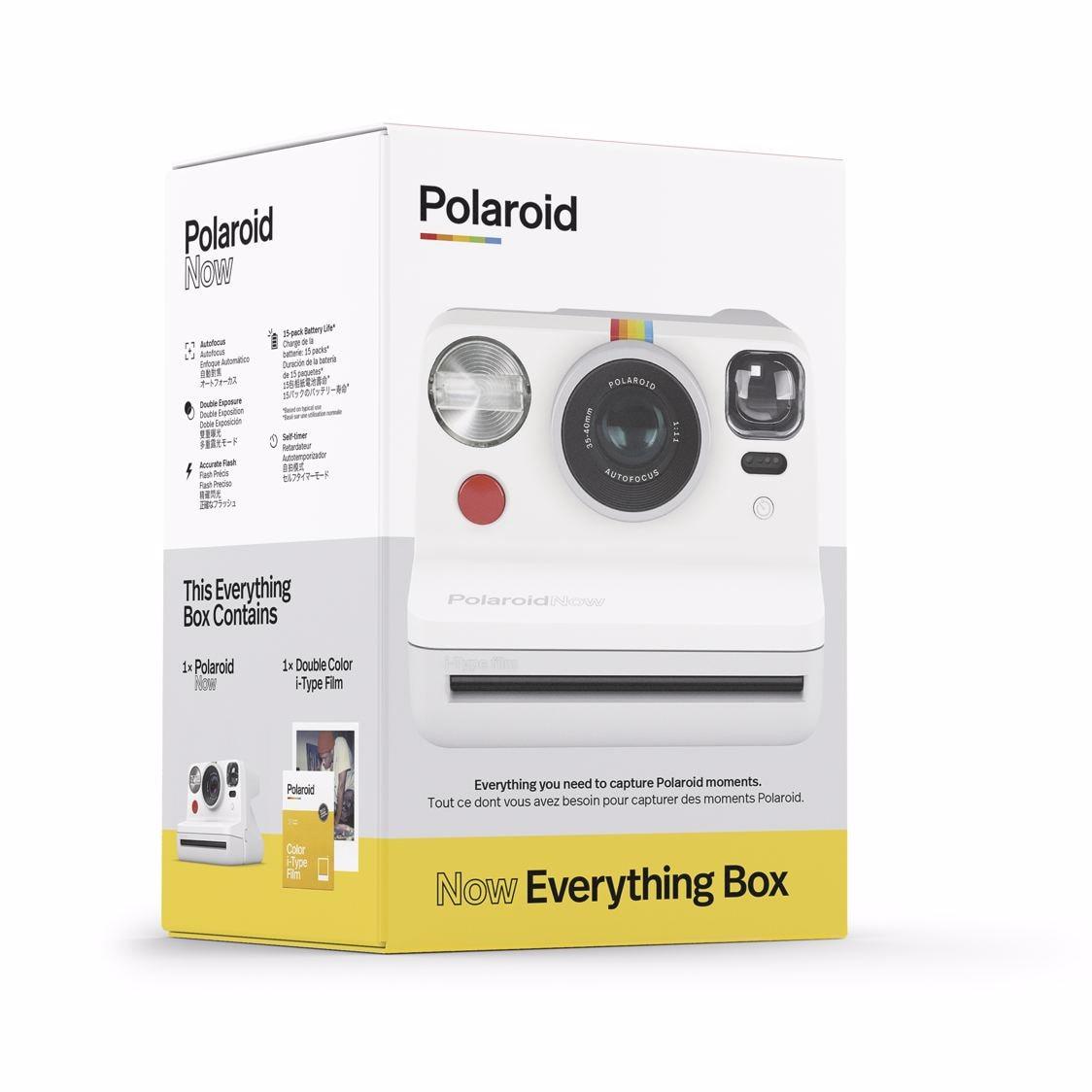 Polariod Now Everything-Box Vit