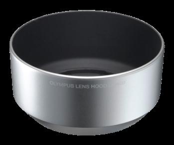 Olympus LH-40B Motljusskydd till 45/1.8 Silver