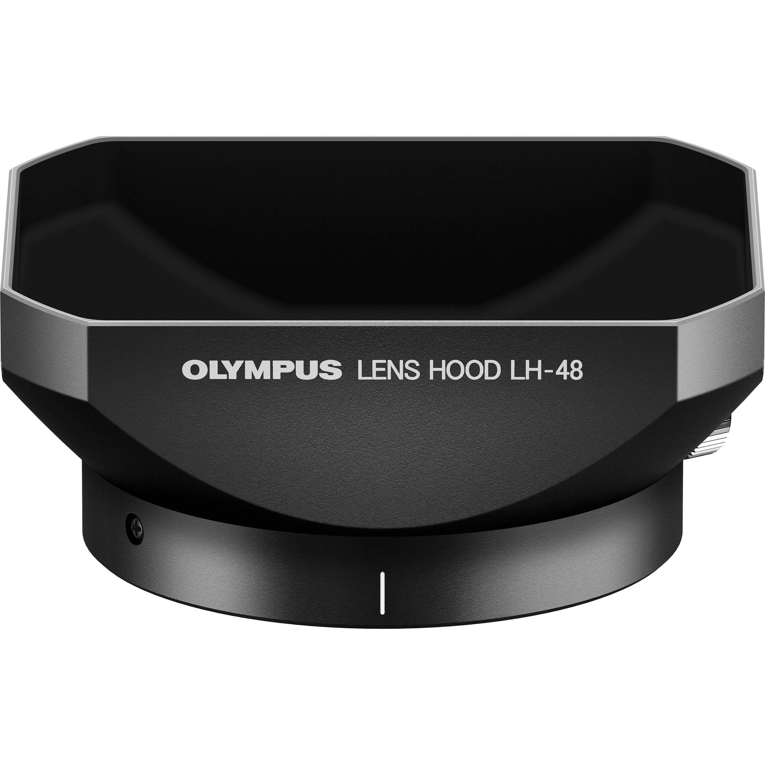 Olympus LH-48 Motljusskydd till 12/2.0