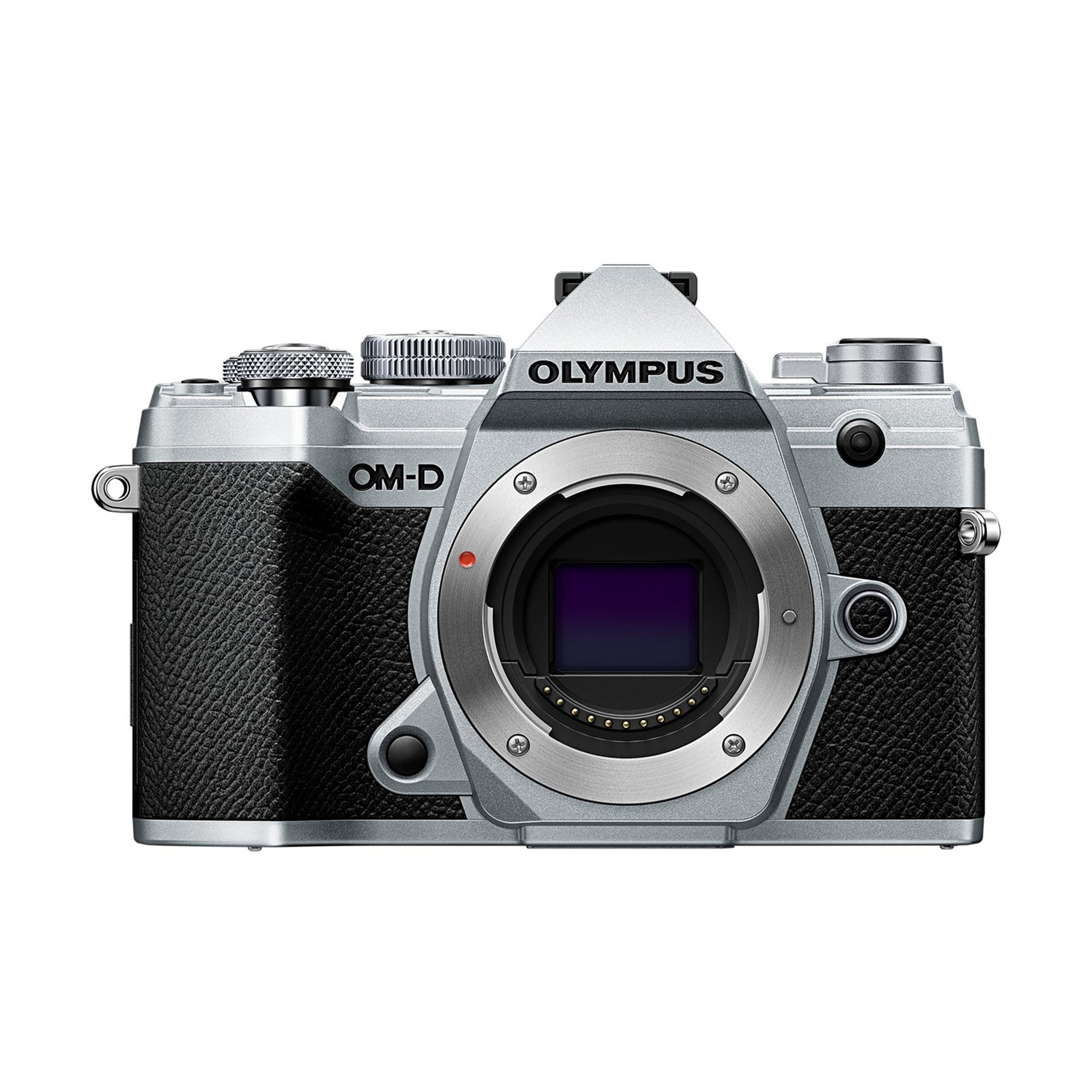 olympus-e-m5-m3-silver-front