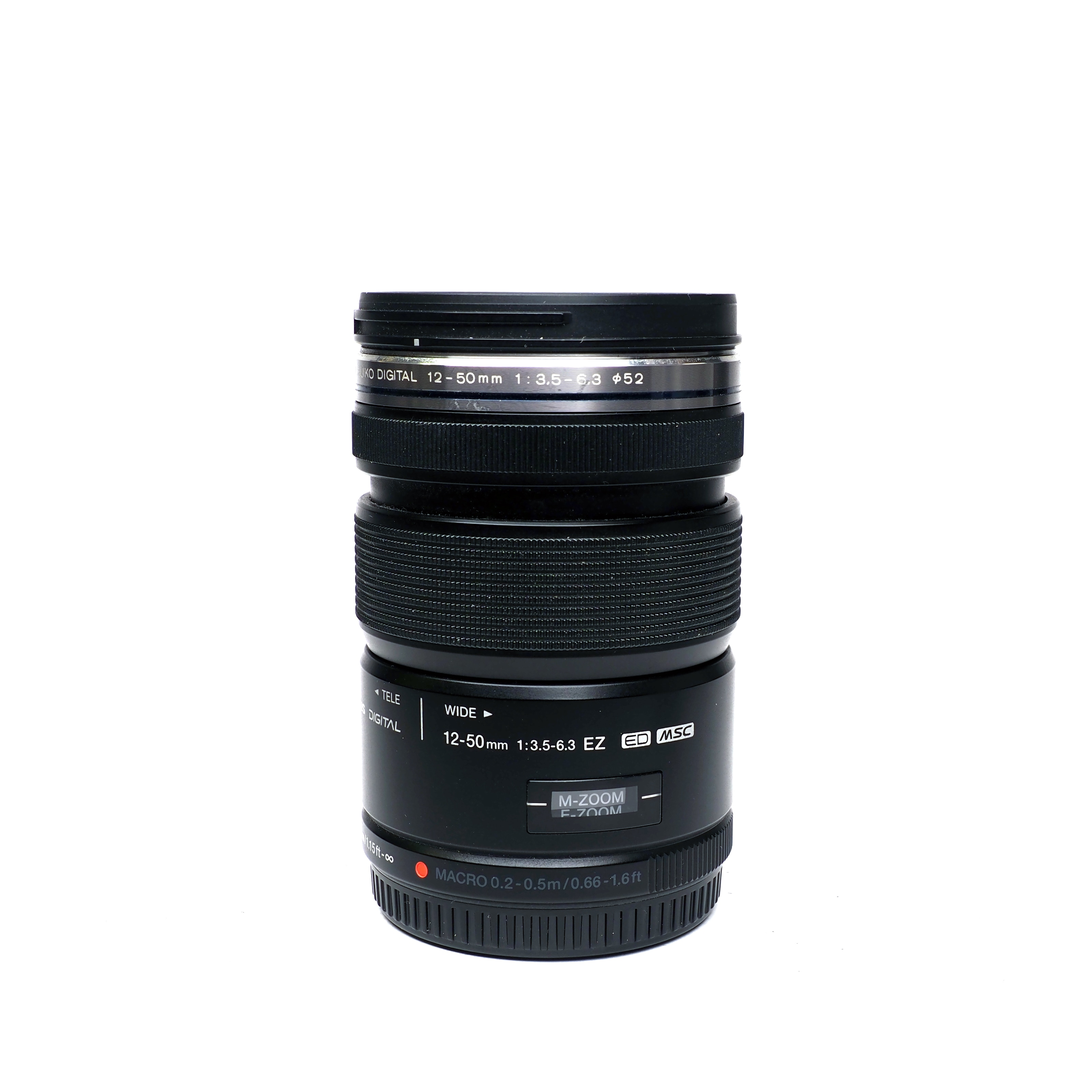 Olympus M.Zuiko 12-50mm f/3.5-6.3 ED EZ - BEGAGNAT
