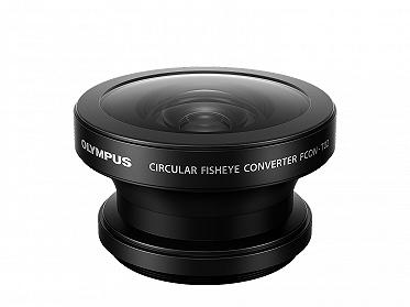 Olympus FCON T-02 Fisheye Converter till TG-6