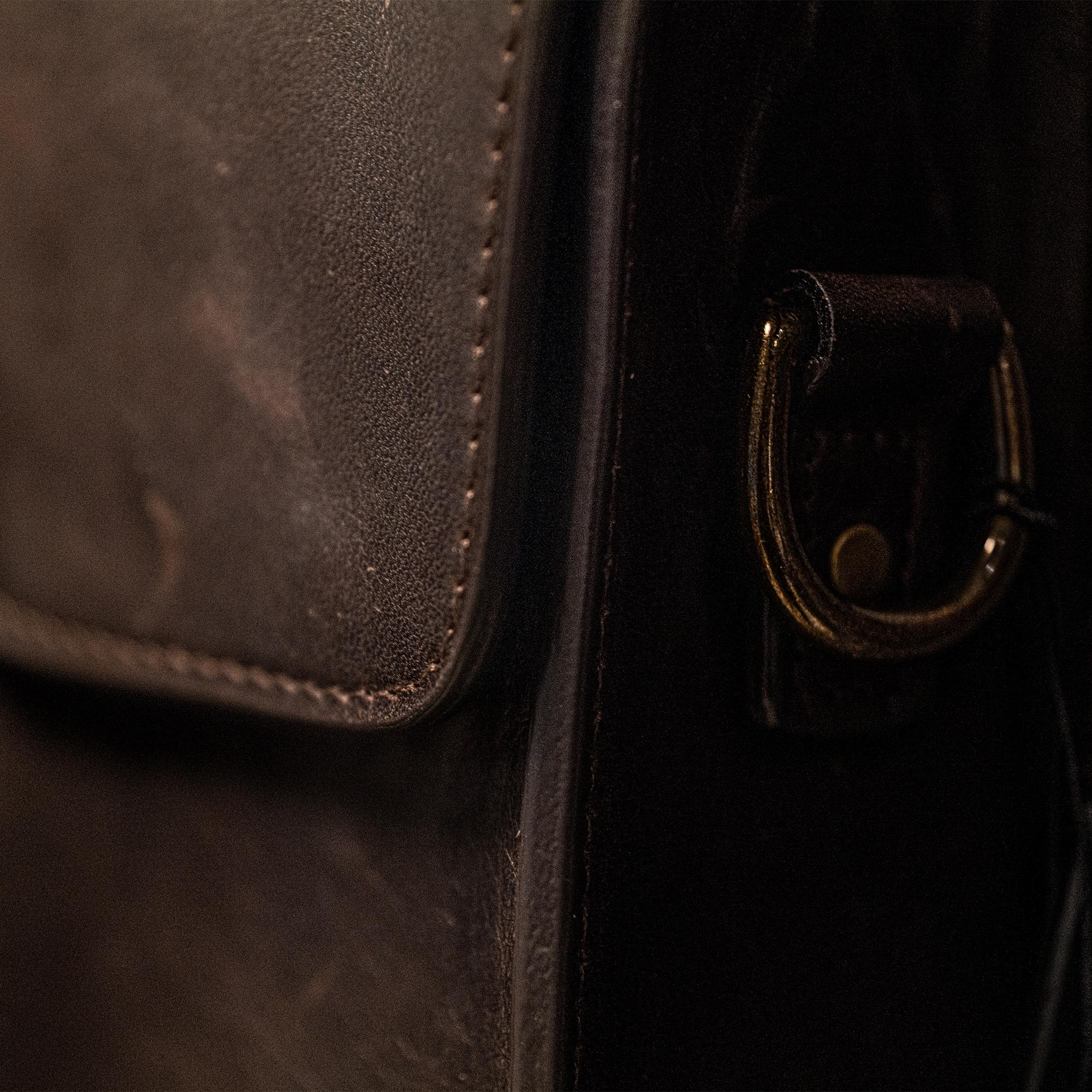 Ona The Lisbon Crossbody Cognac Leather