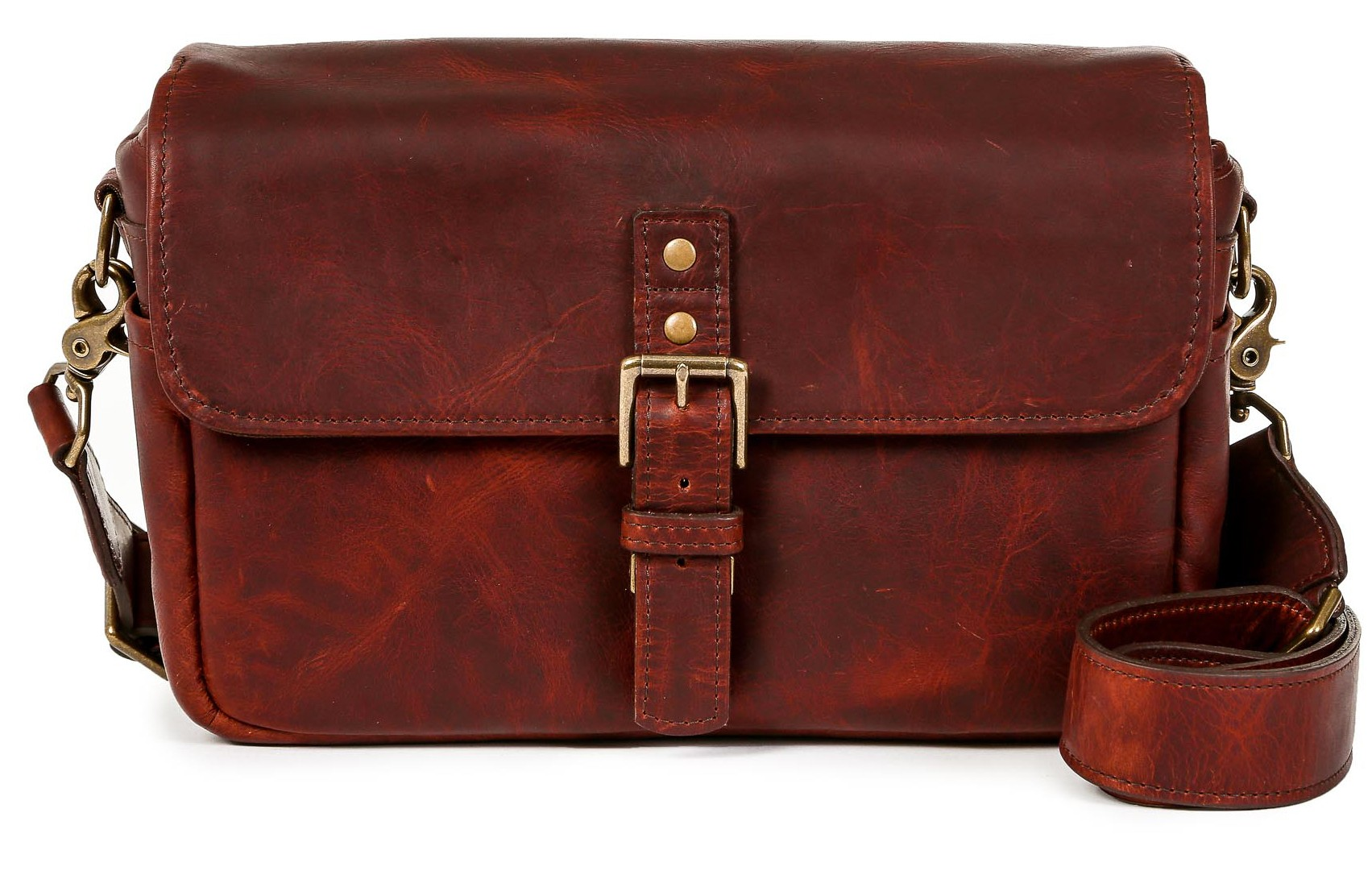 ONA Bags Bowery Bordeaux